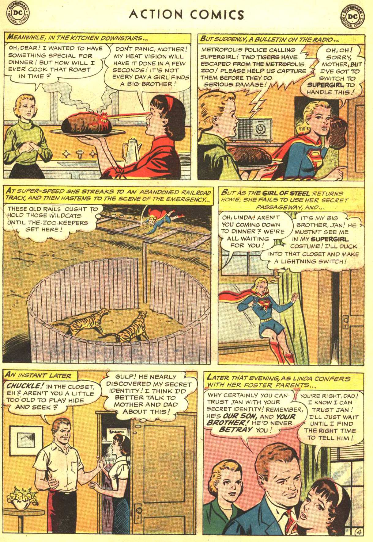 Action Comics (1938) 303 Page 18