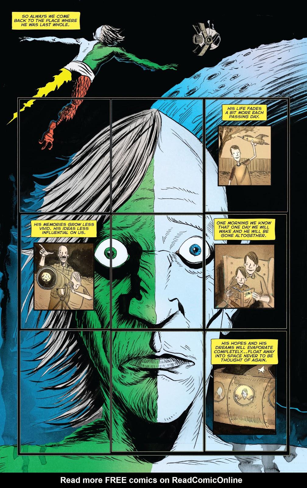 Read online Strange Adventures (2014) comic -  Issue # TPB (Part 1) - 46