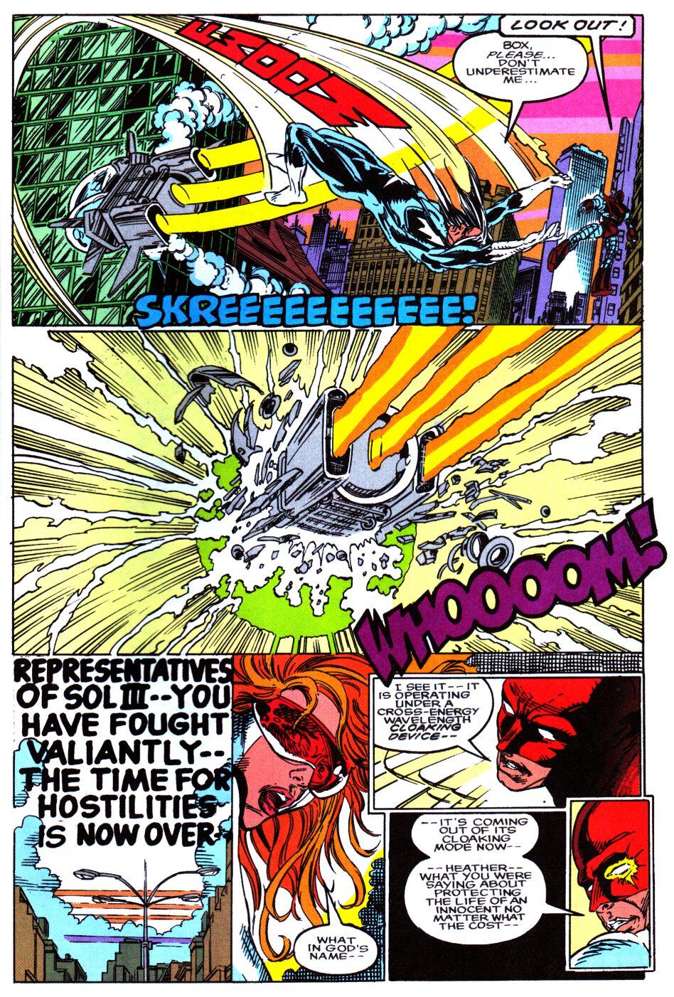 Read online Alpha Flight Special comic -  Issue #1 - 22