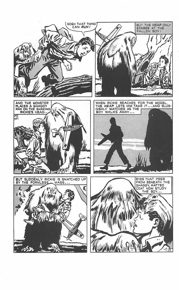 Read online Golden-Age Men of Mystery comic -  Issue #7 - 28
