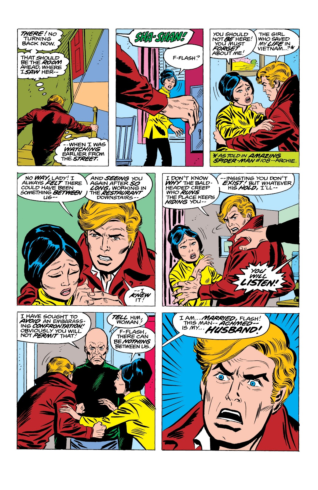 Read online Marvel Masterworks: The Spectacular Spider-Man comic -  Issue # TPB (Part 2) - 24