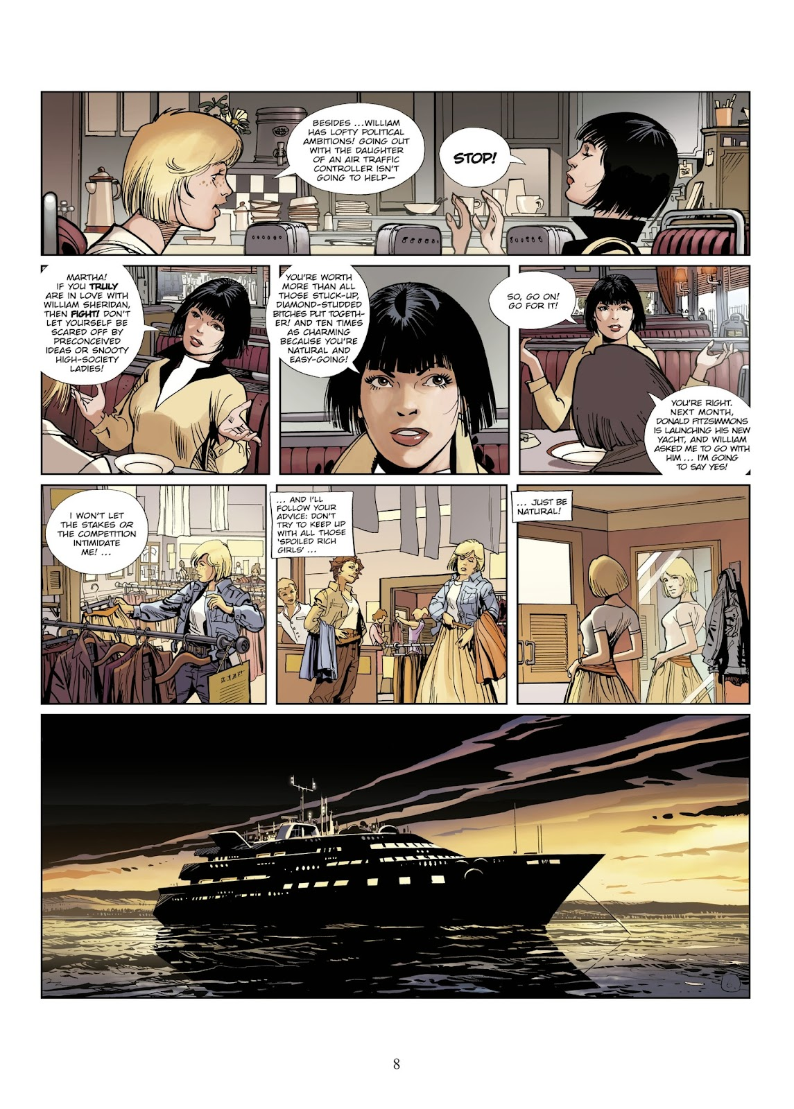 XIII Mystery issue 8 - Page 10
