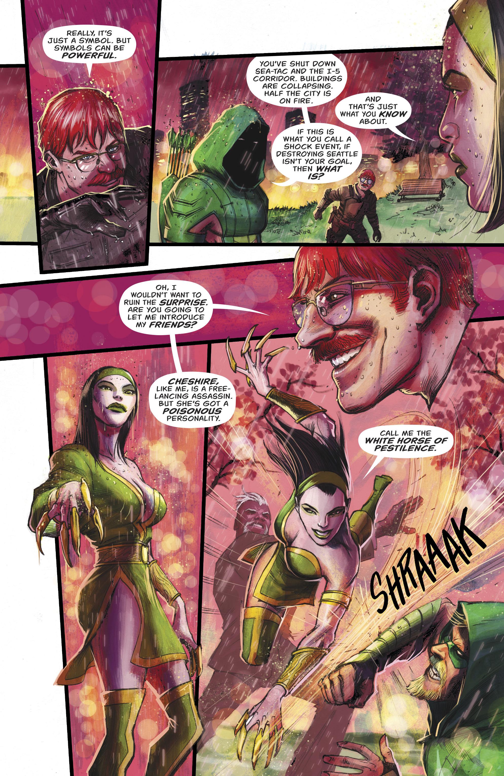 Read online Green Arrow (2016) comic -  Issue #22 - 12