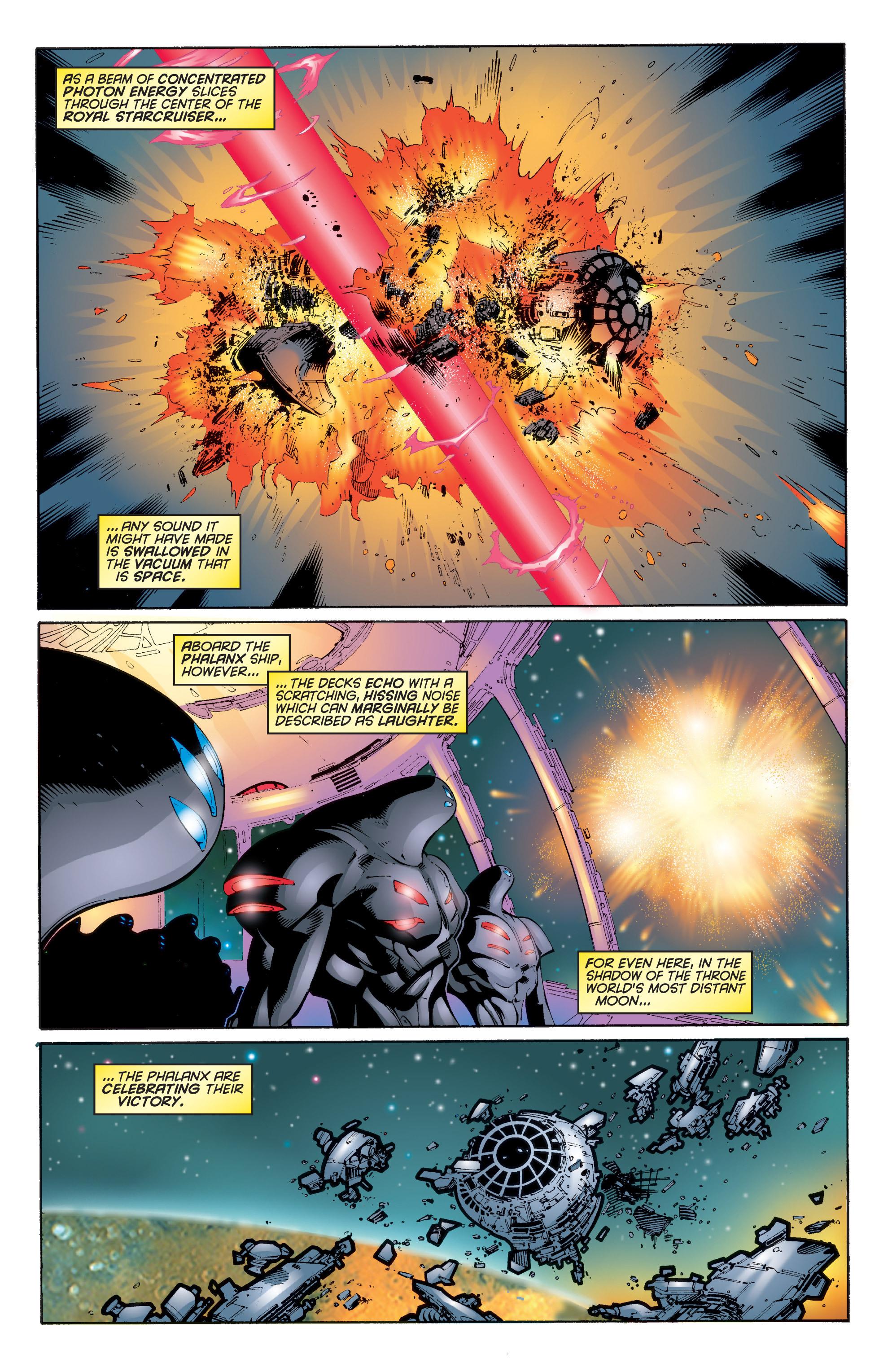 Read online Uncanny X-Men (1963) comic -  Issue #343 - 20