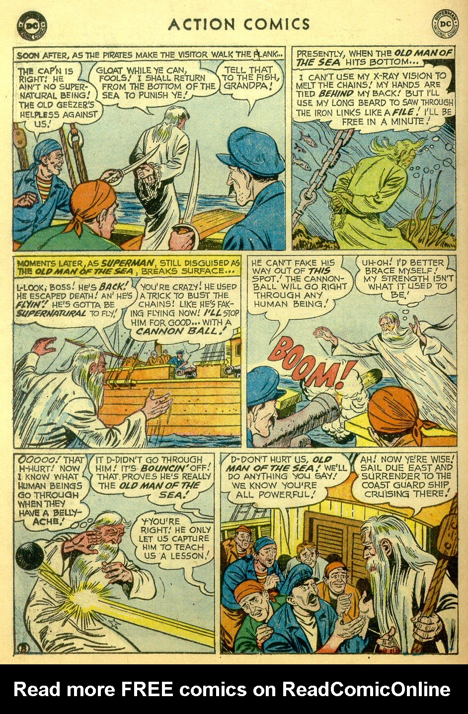 Read online Action Comics (1938) comic -  Issue #251 - 10