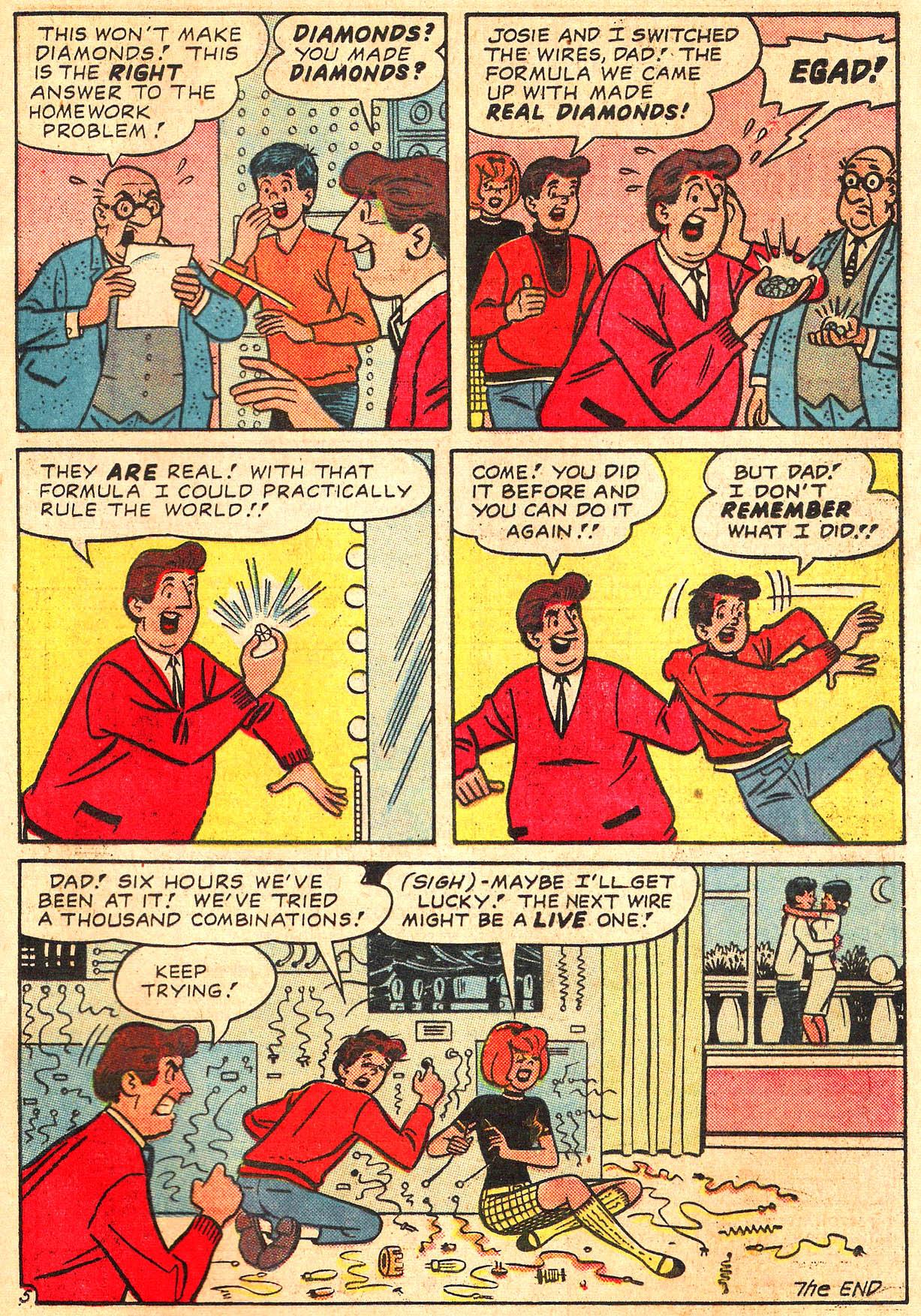 Read online She's Josie comic -  Issue #18 - 33