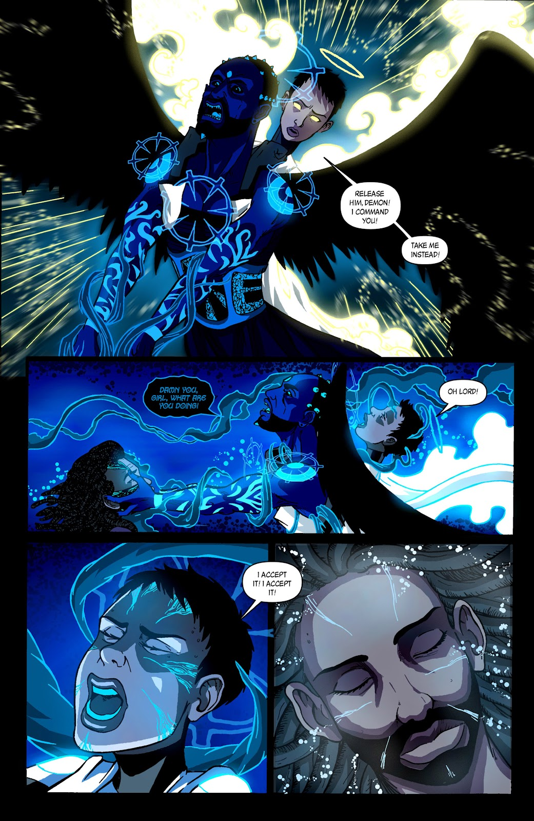 Sentinels issue 3 - Page 20