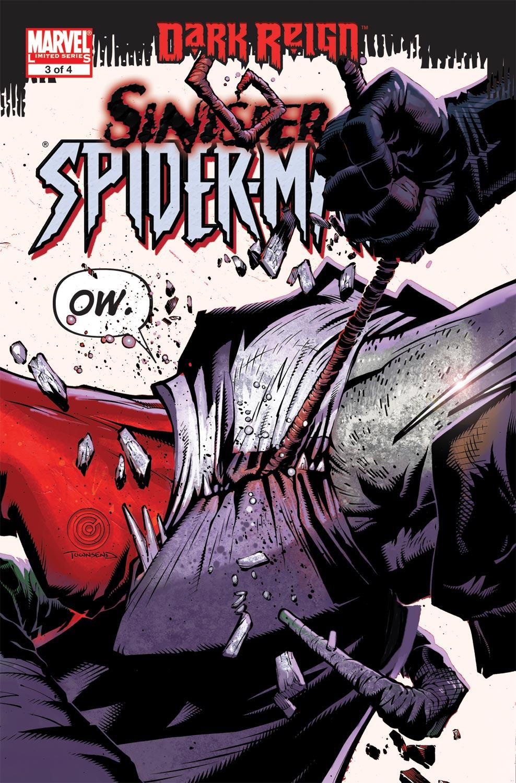 Dark Reign: The Sinister Spider-Man issue 3 - Page 1