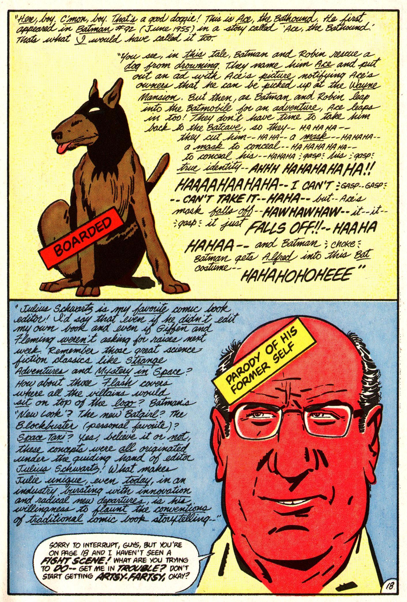 Read online Ambush Bug comic -  Issue #3 - 25