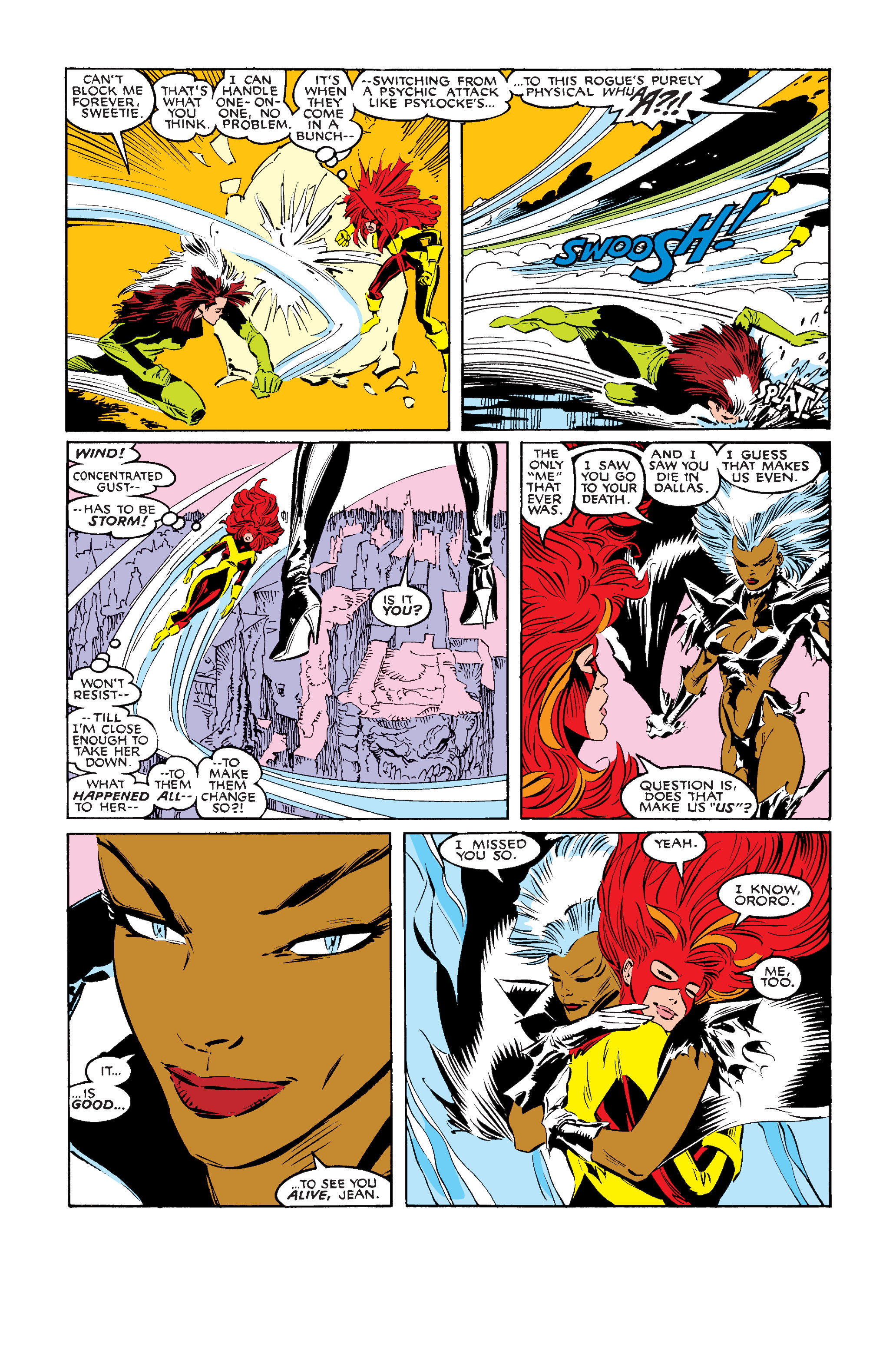 Read online Uncanny X-Men (1963) comic -  Issue #242 - 23