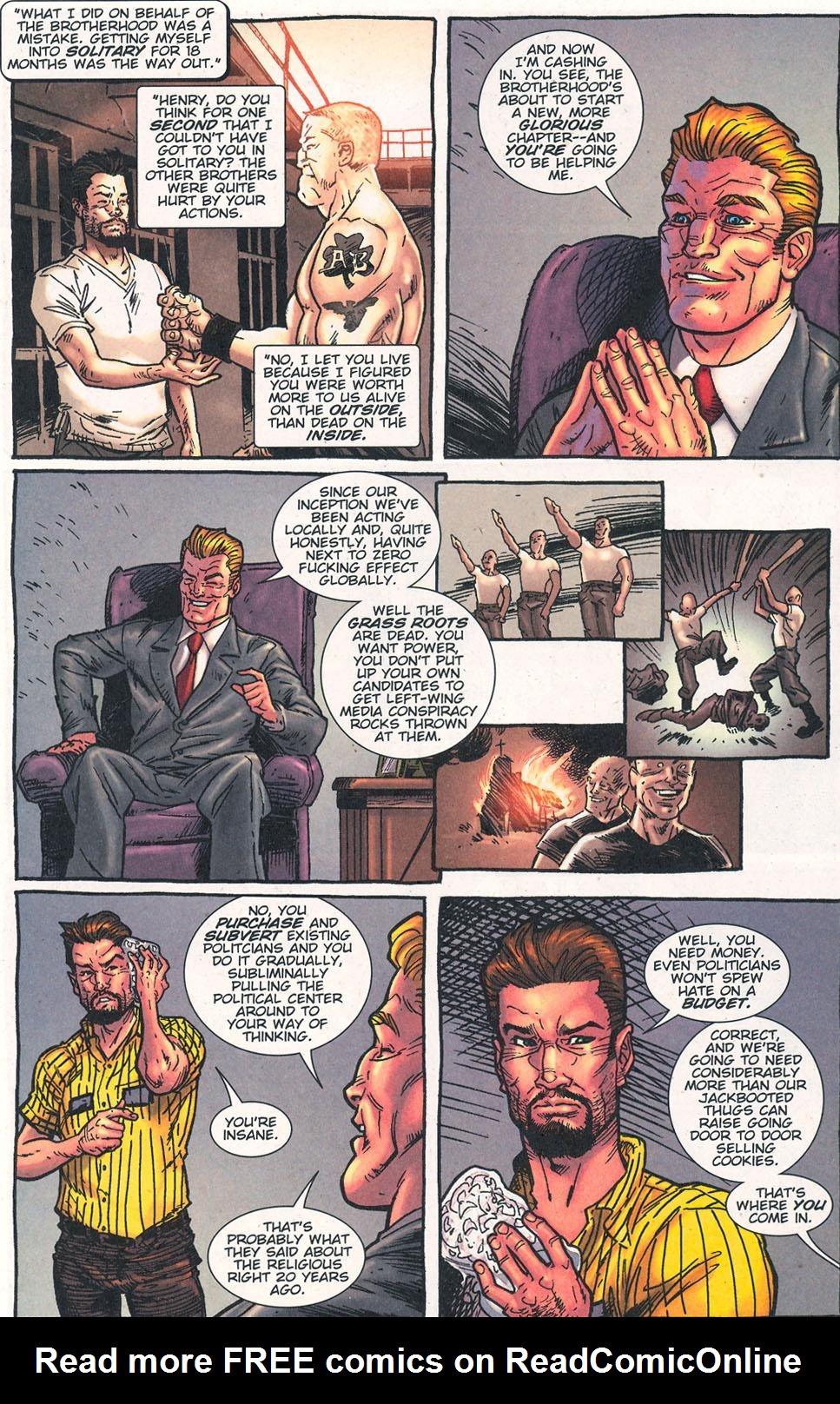 Read online The Exterminators comic -  Issue #15 - 4