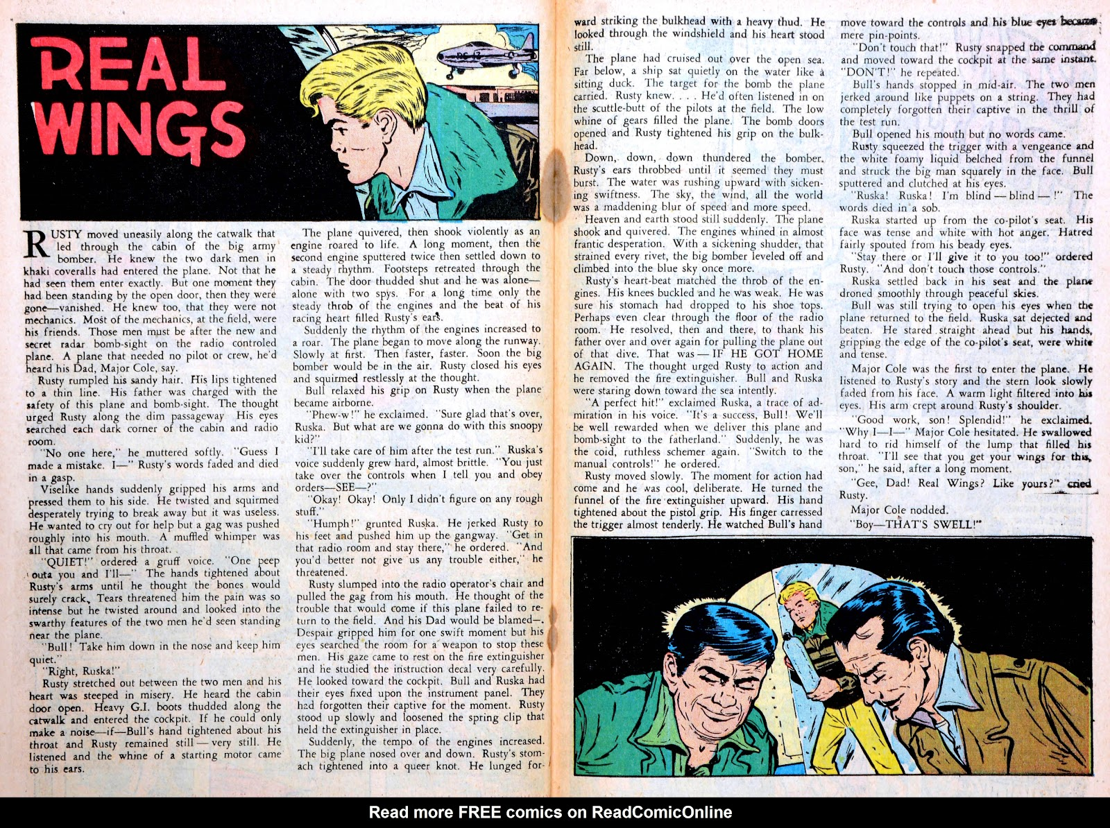 Read online Famous Funnies comic -  Issue #194 - 38