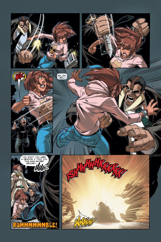 Read online Amazing Fantasy (2004) comic -  Issue #1 - 22