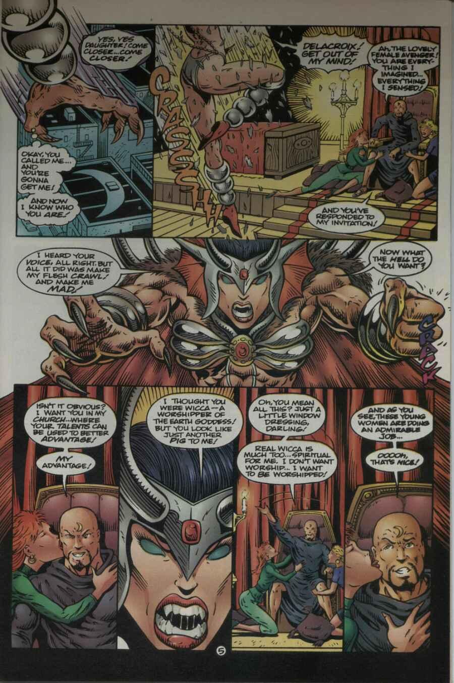 Read online Ultraverse Premiere comic -  Issue #2 - 13