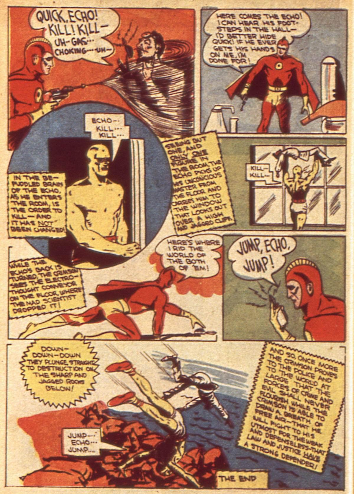 Read online Detective Comics (1937) comic -  Issue #49 - 30