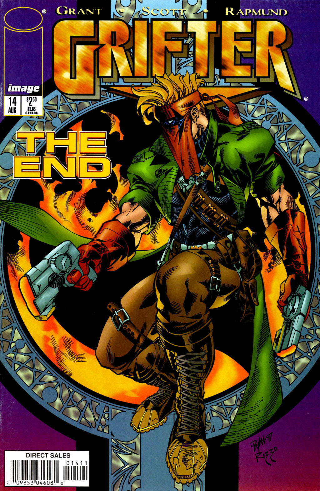 Grifter (1996) issue 14 - Page 1