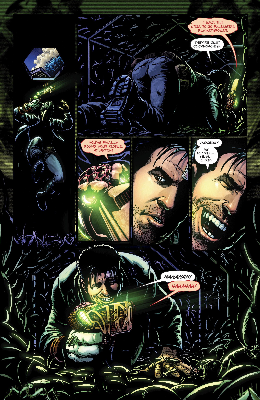 Read online Ballistic (2013) comic -  Issue #5 - 12