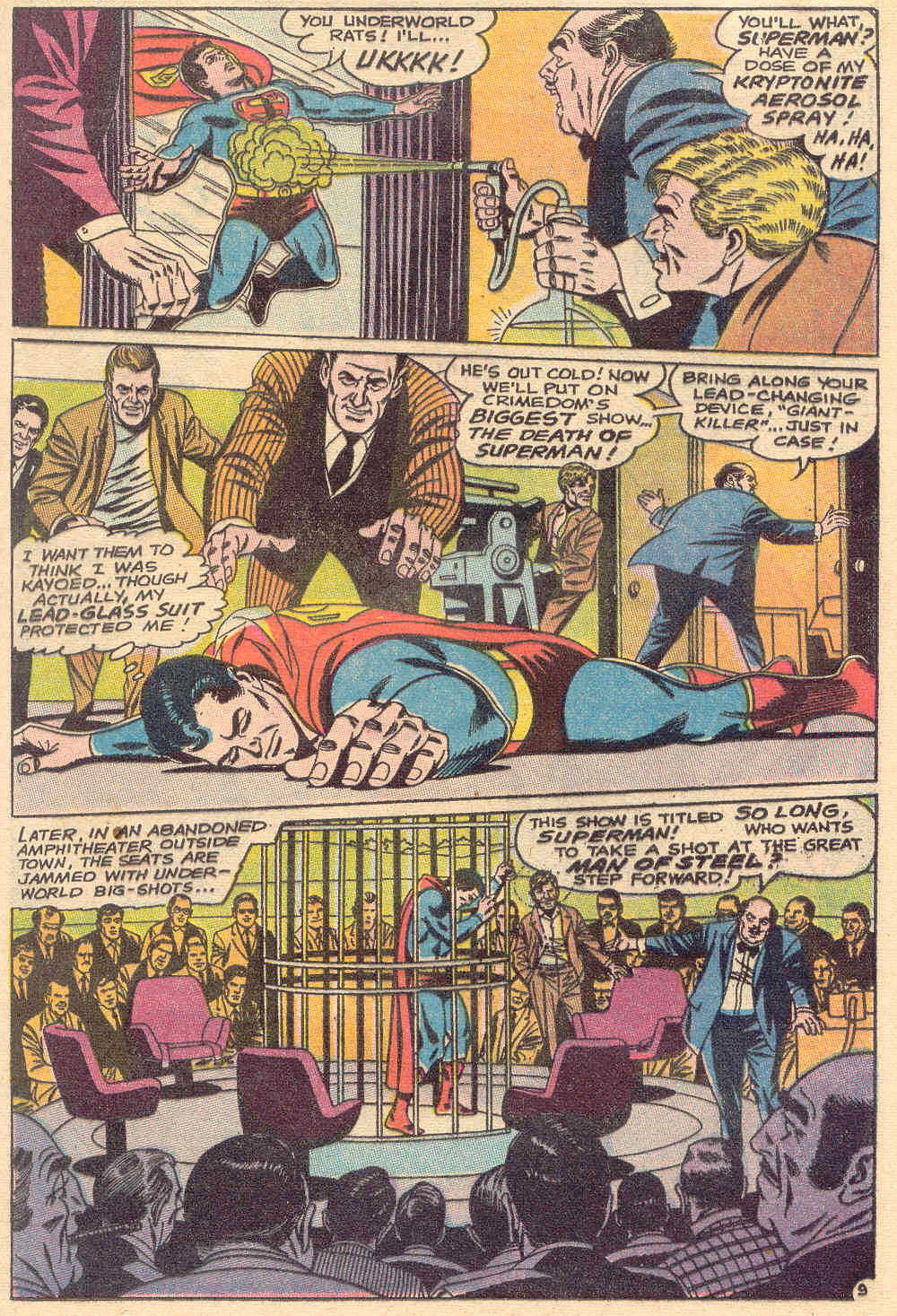 Read online Action Comics (1938) comic -  Issue #377 - 13