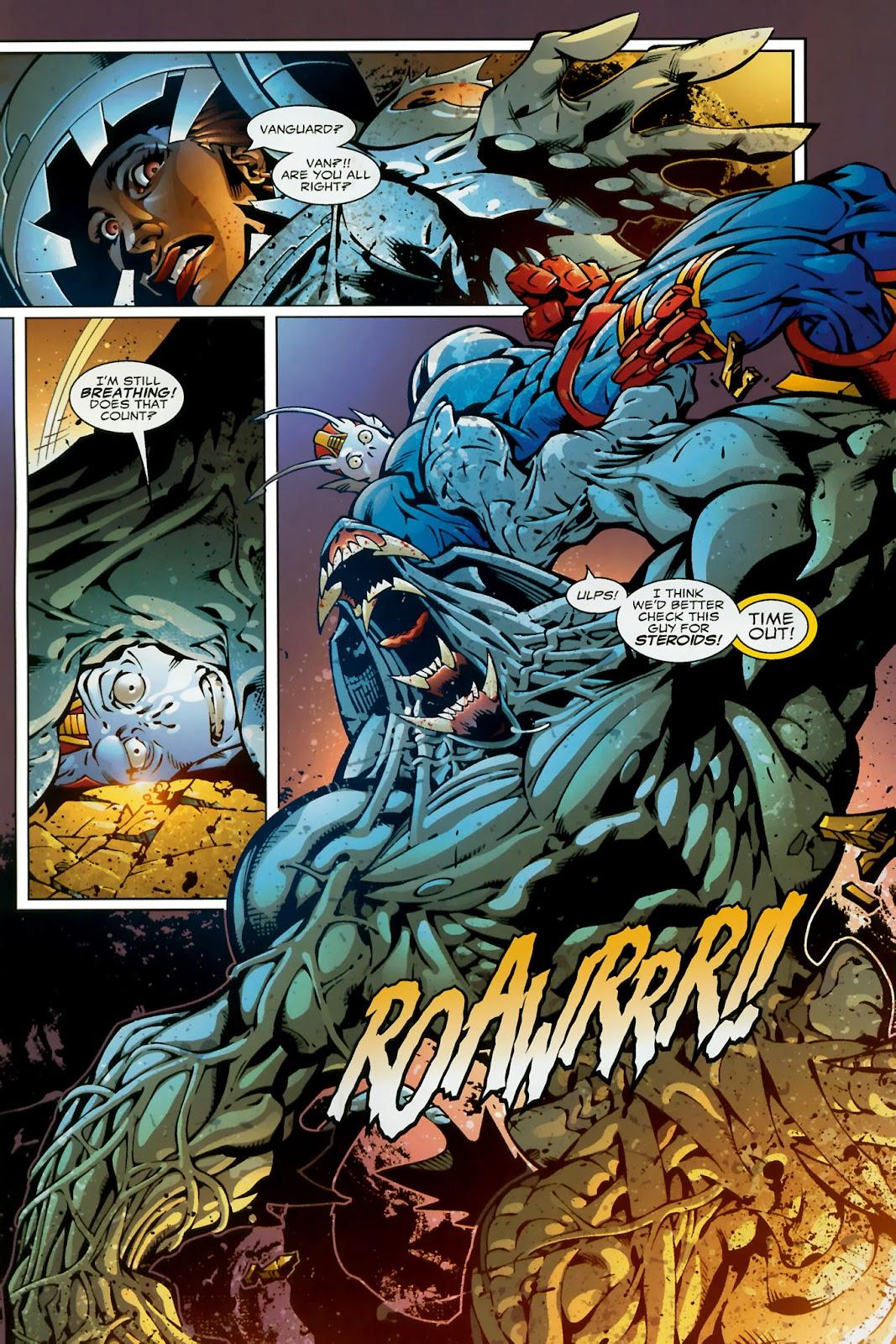 The Savage Dragon (1993) Issue #150 #153 - English 35