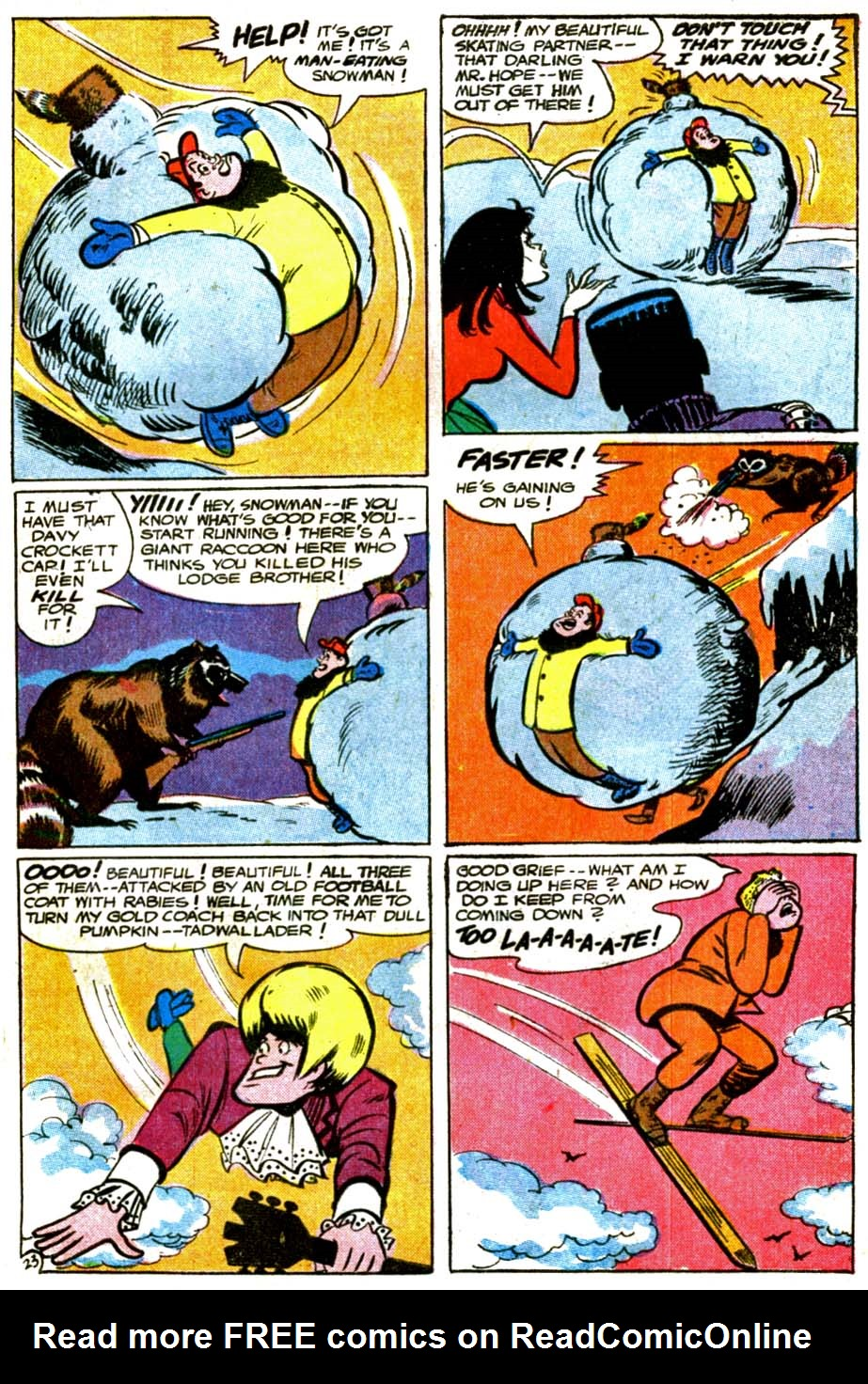 The Adventures of Bob Hope issue 97 - Page 31
