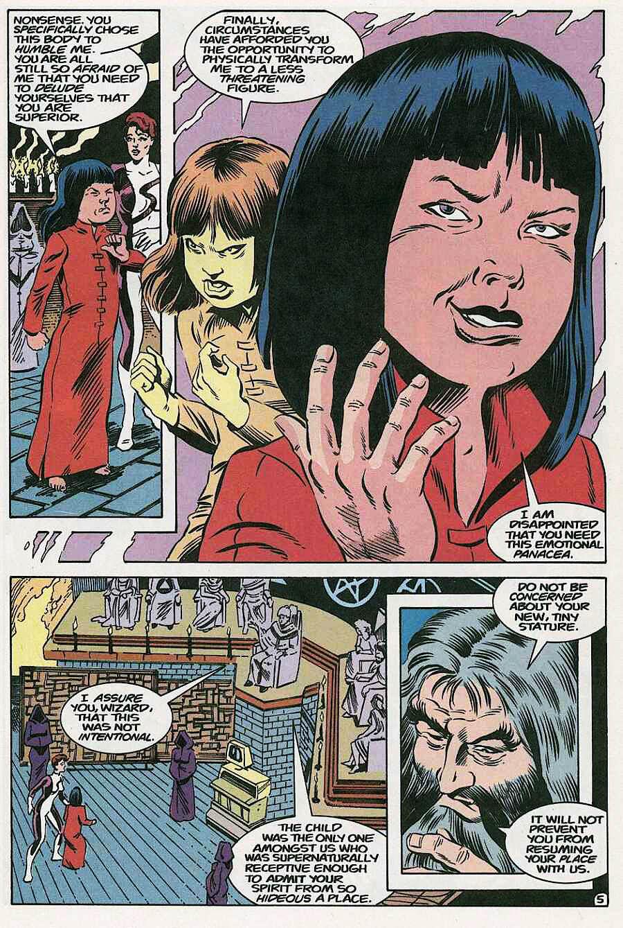 Elementals (1984) issue 18 - Page 7