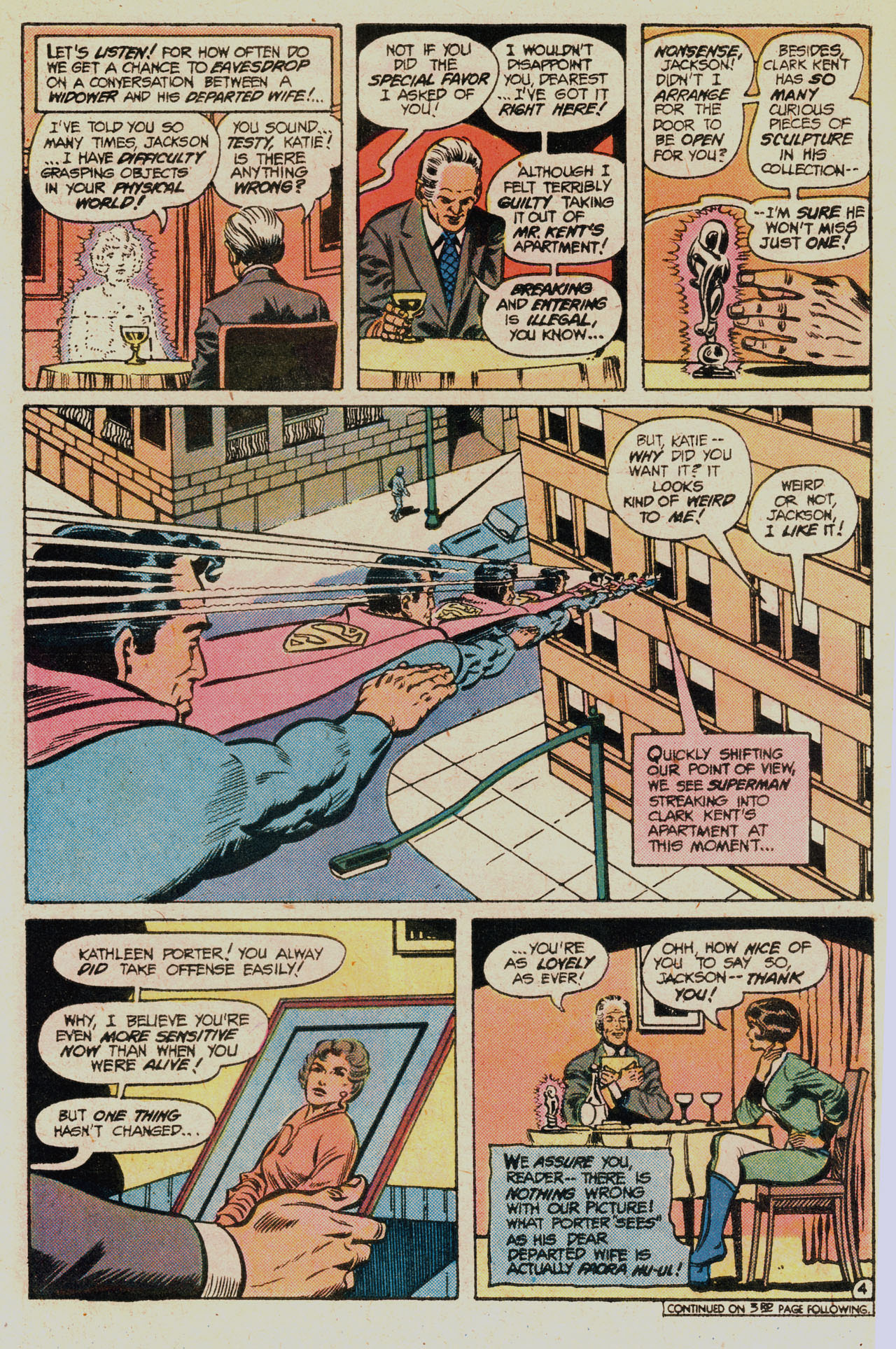 Read online Action Comics (1938) comic -  Issue #472 - 6