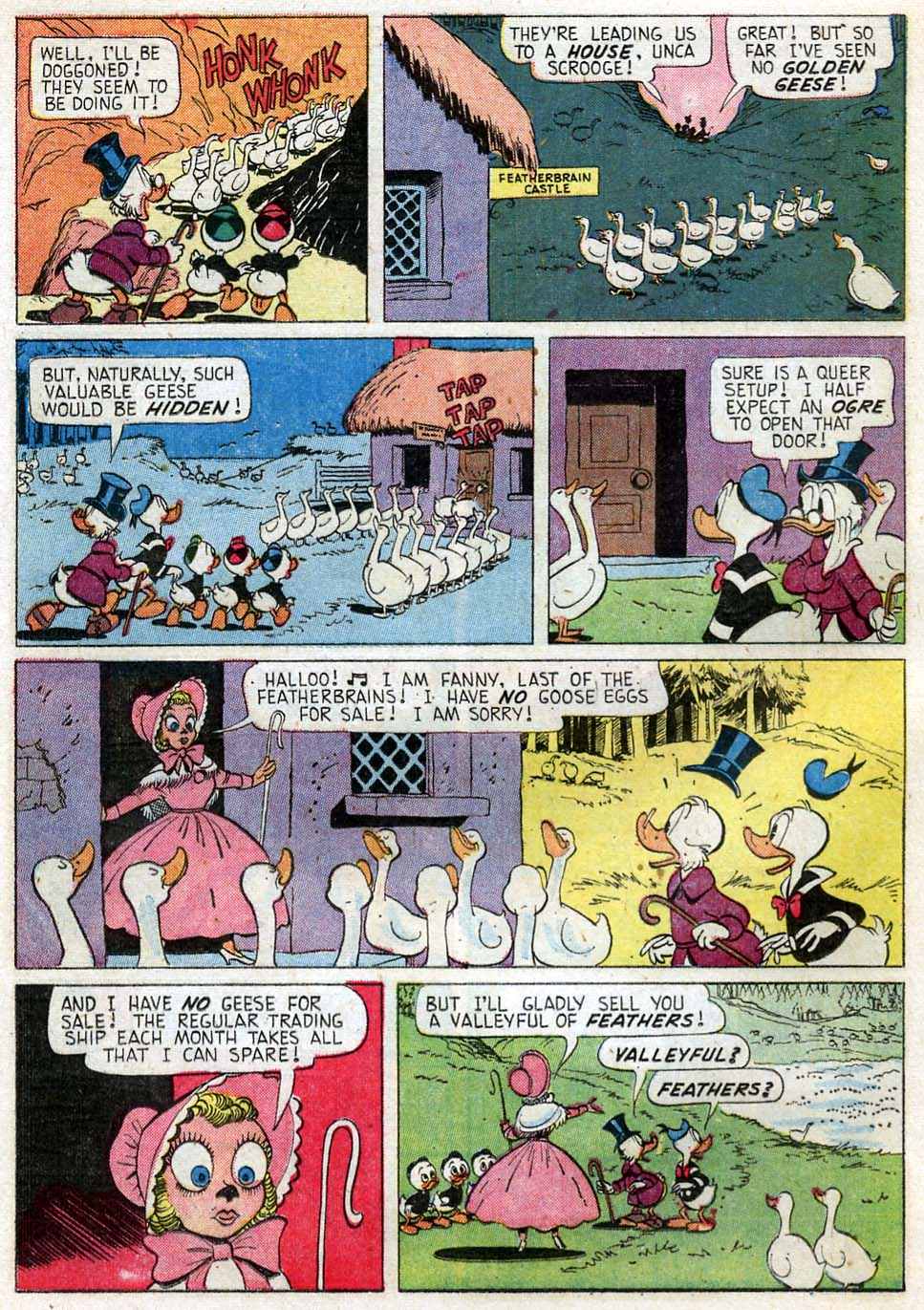 Read online Uncle Scrooge (1953) comic -  Issue #45 - 16