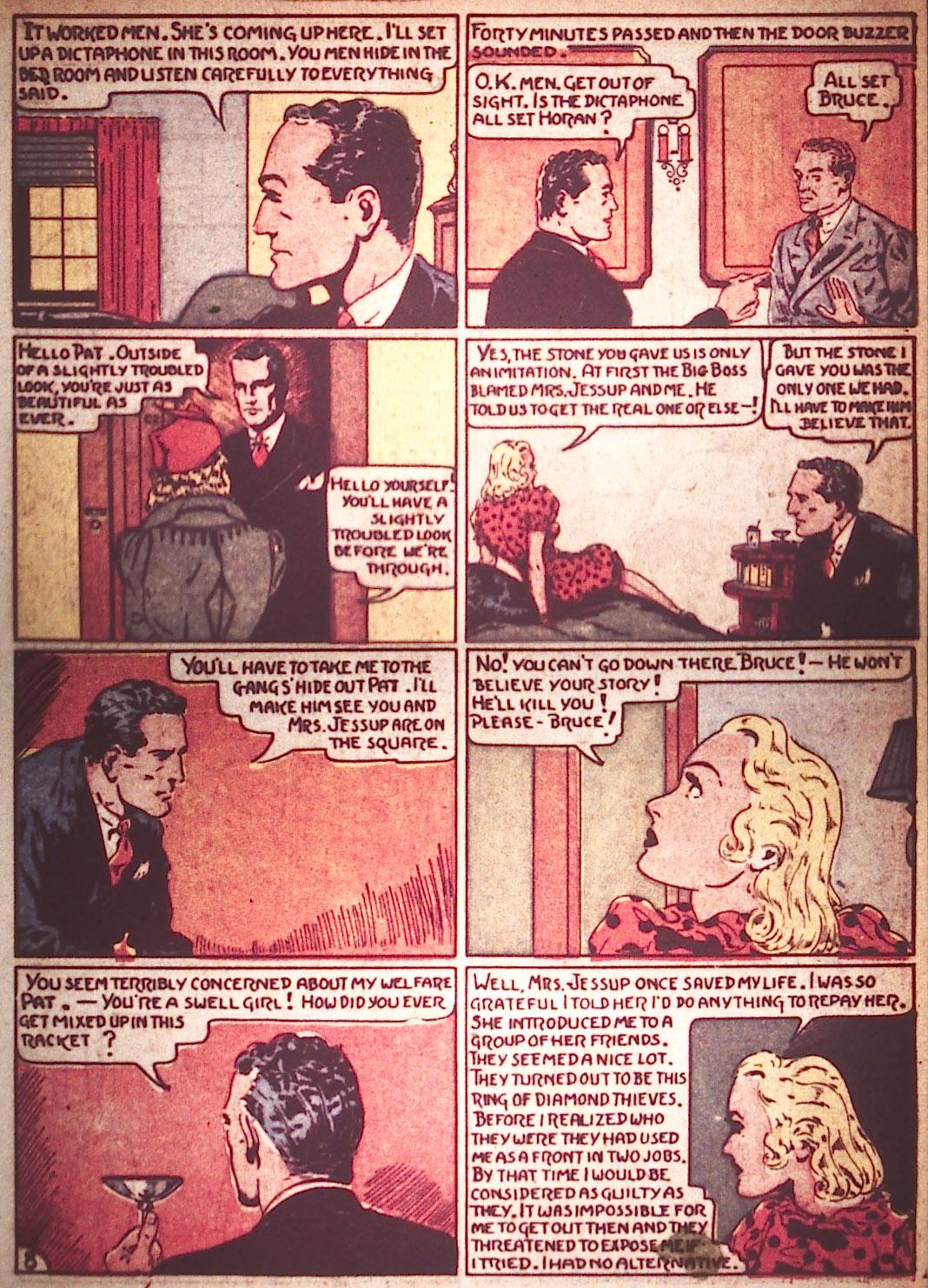 Read online Detective Comics (1937) comic -  Issue #16 - 29