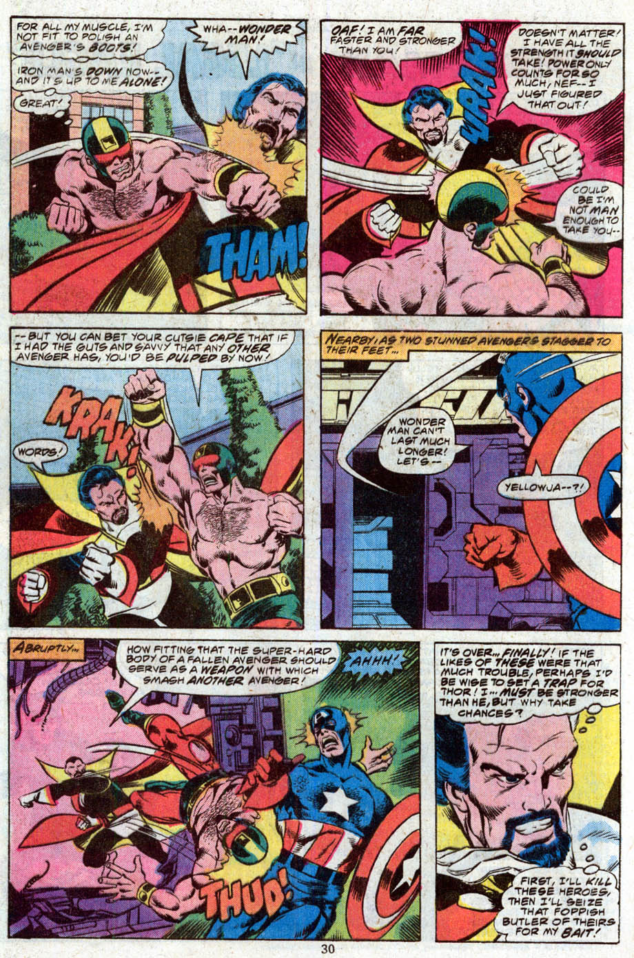 The Avengers (1963) 165 Page 16