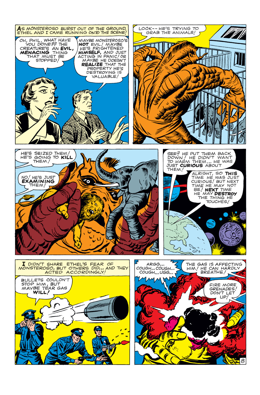 Read online Amazing Adventures (1961) comic -  Issue #5 - 10