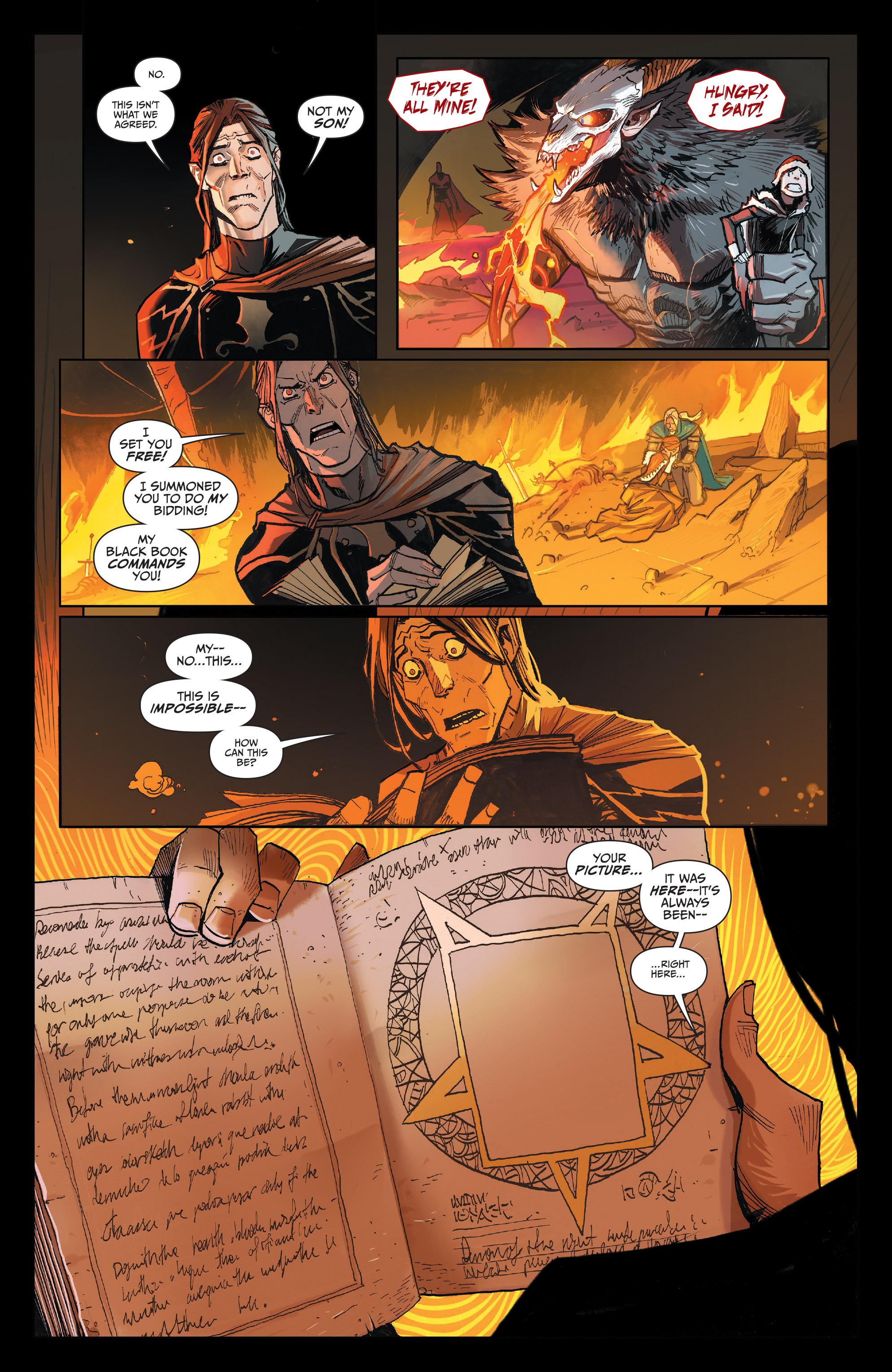 Read online Klaus comic -  Issue #7 - 5