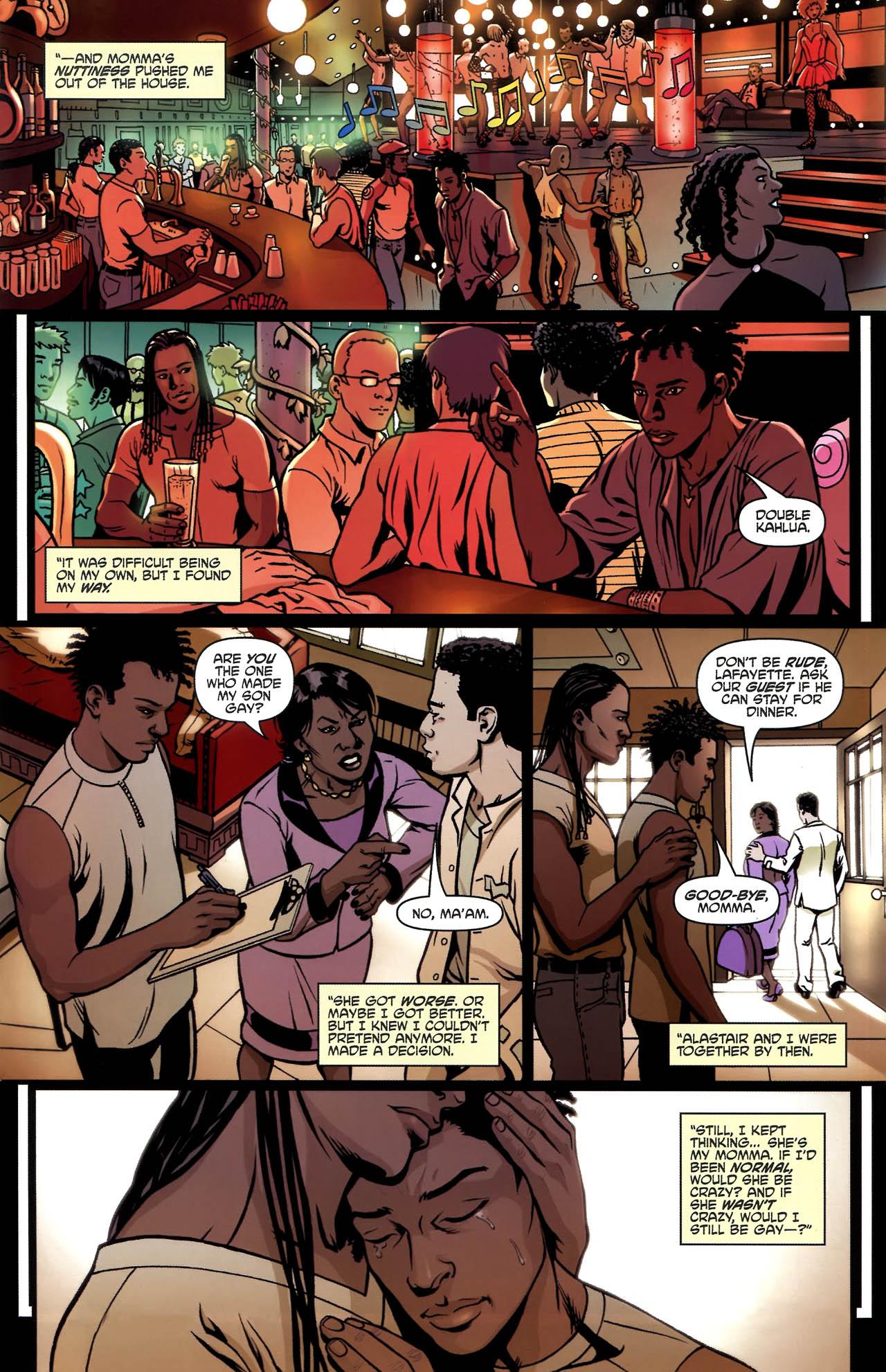Read online True Blood (2010) comic -  Issue #5 - 20