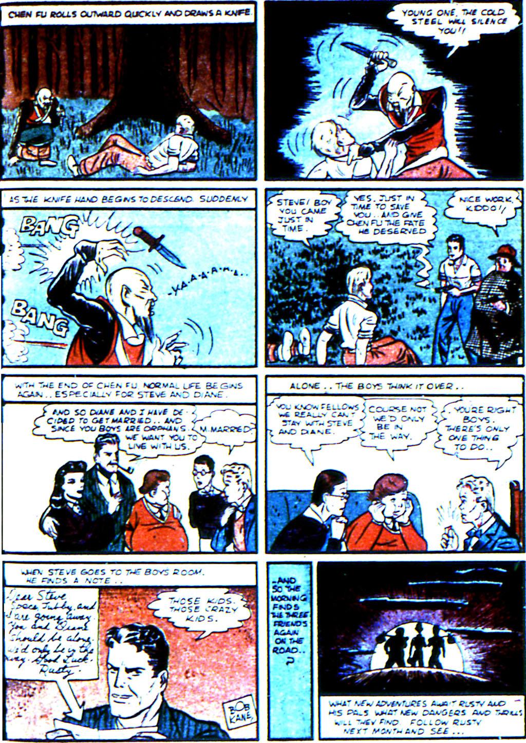 Read online Adventure Comics (1938) comic -  Issue #45 - 53