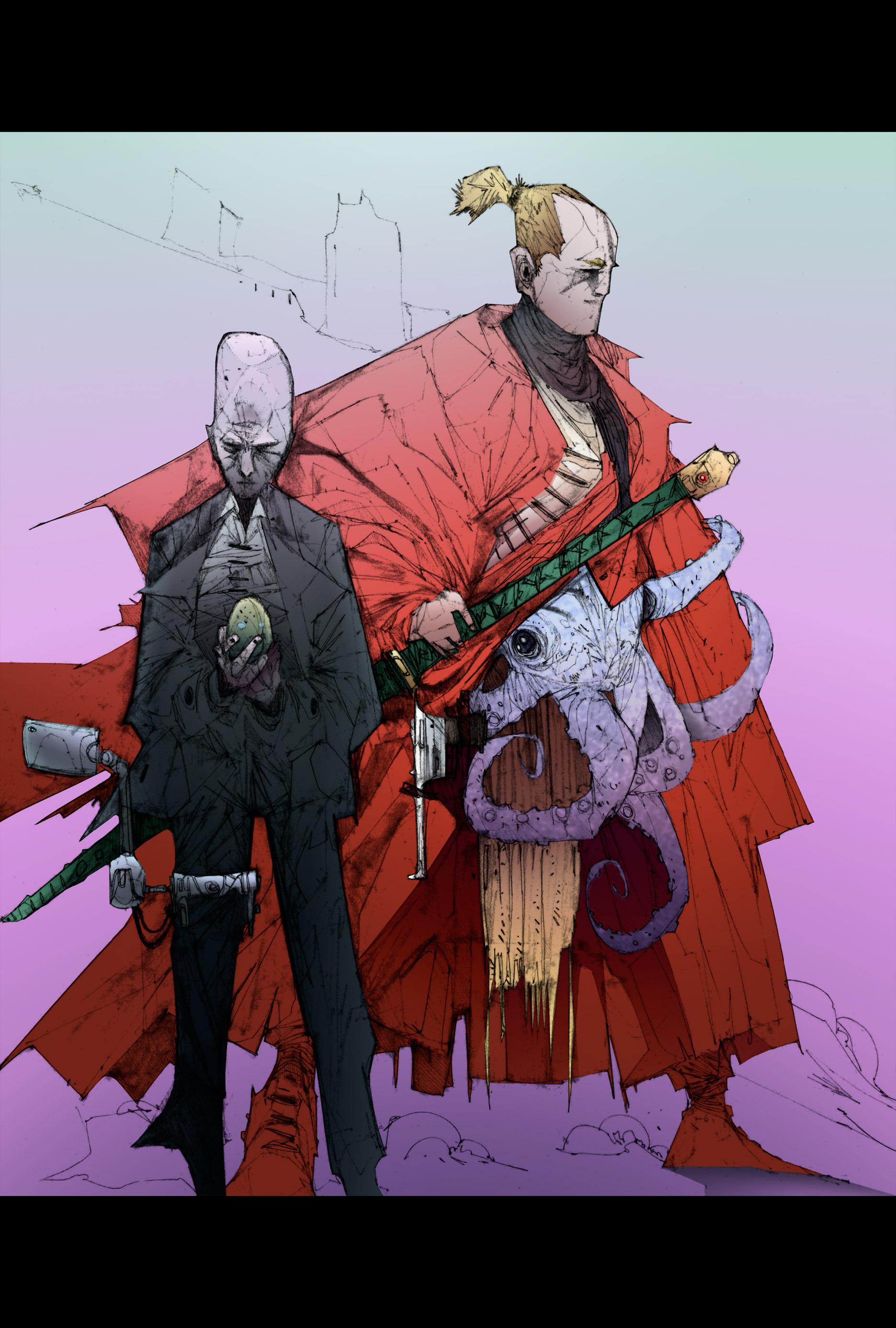 Read online Scrimshaw comic -  Issue #1 - 31