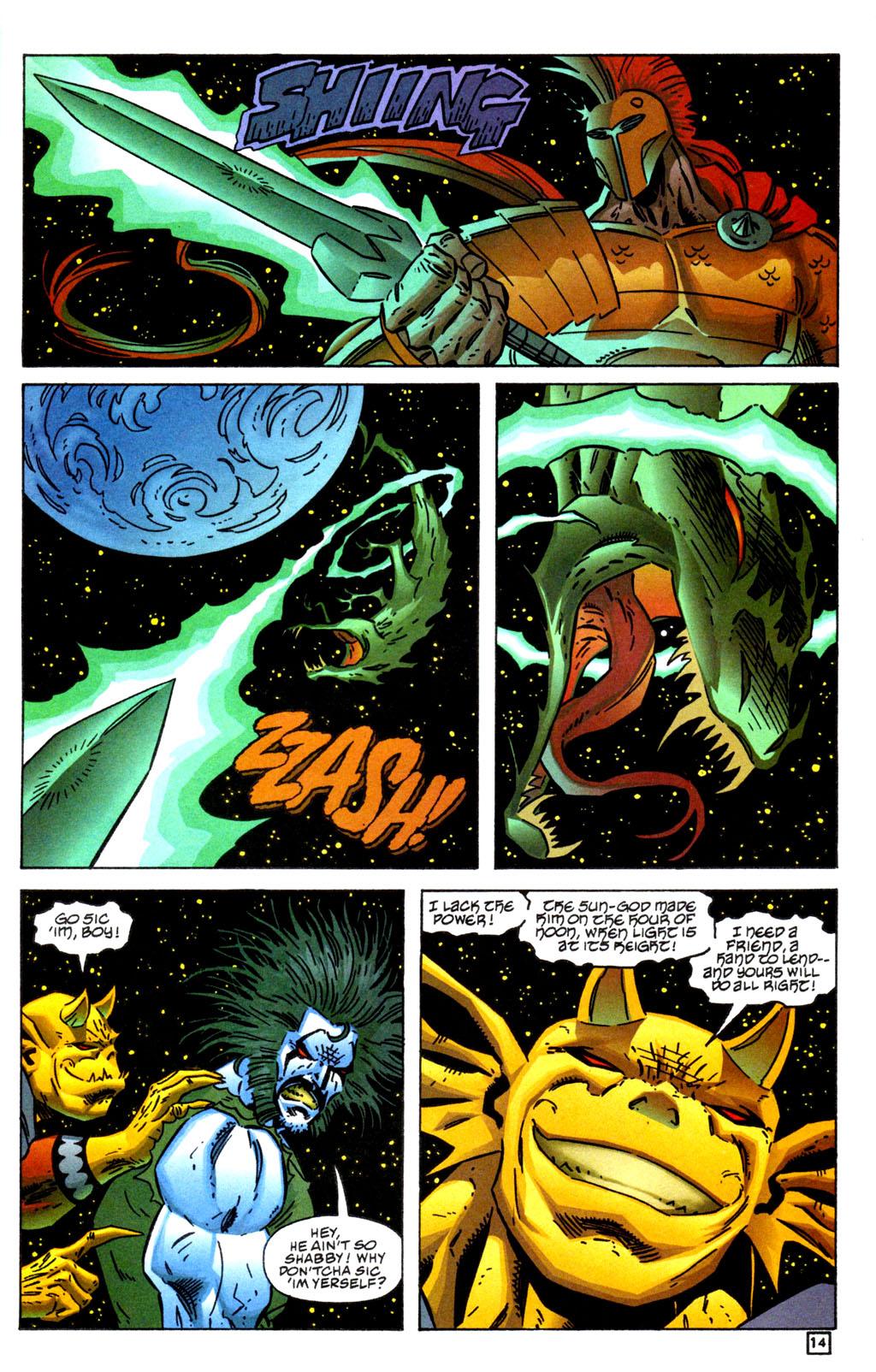 Read online Lobo/Demon: Hellowe'en comic -  Issue # Full - 15
