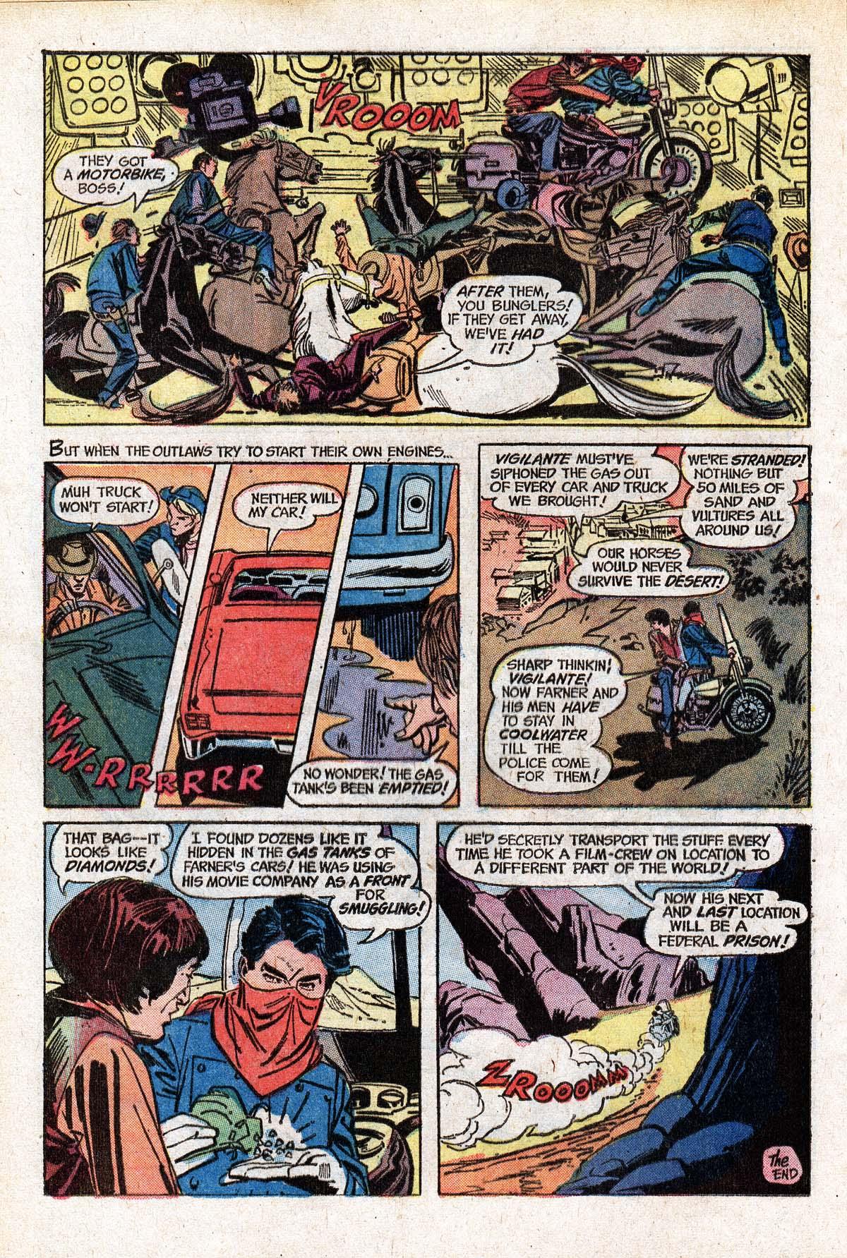 Read online Adventure Comics (1938) comic -  Issue #427 - 20