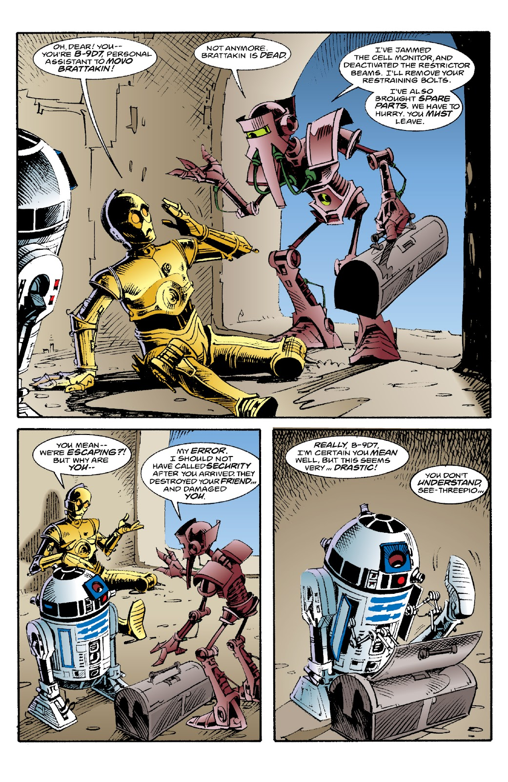 Read online Star Wars Legends Epic Collection: The Empire comic -  Issue # TPB 5 (Part 3) - 19