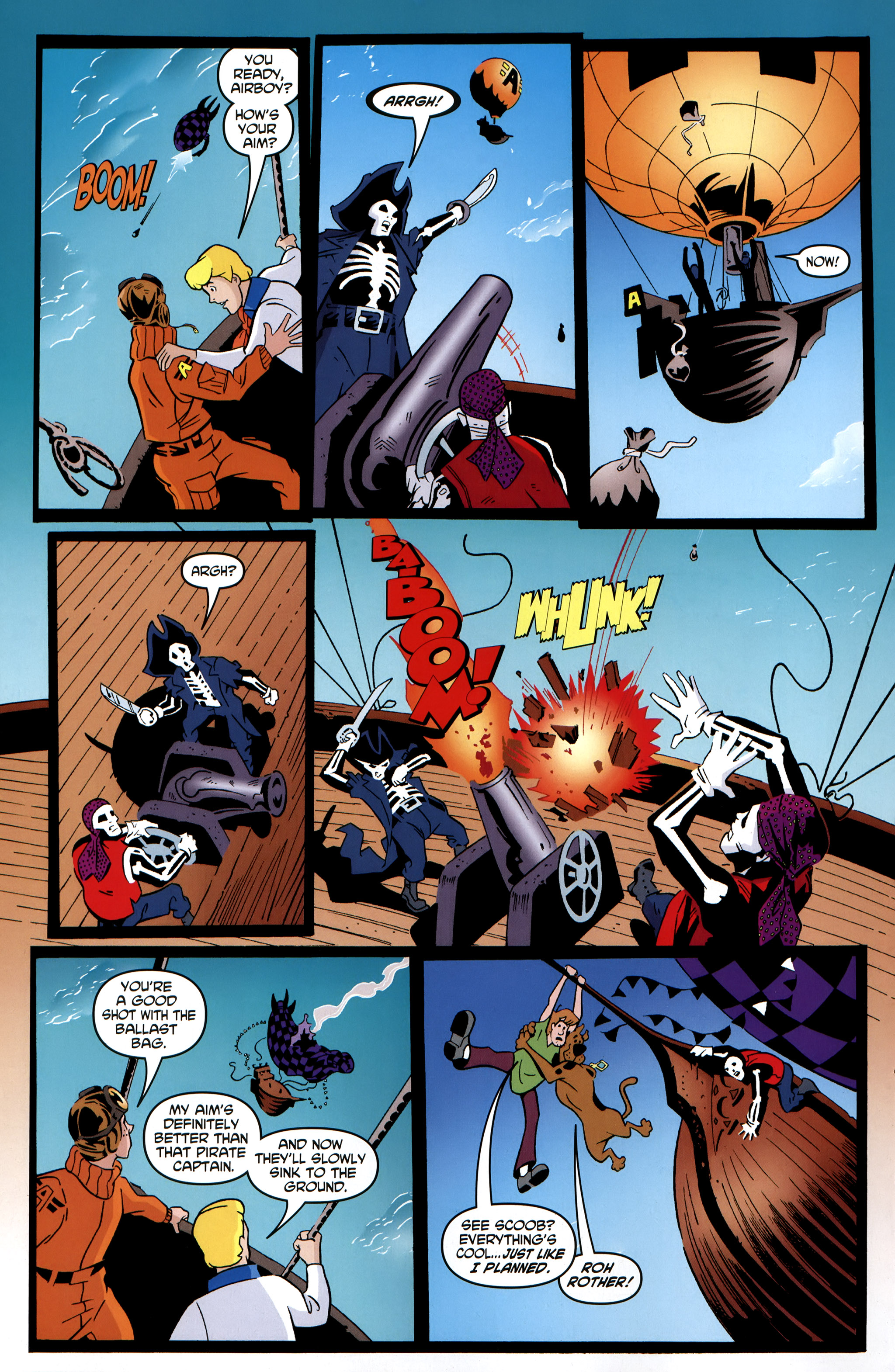 Read online Scooby-Doo: Where Are You? comic -  Issue #35 - 24