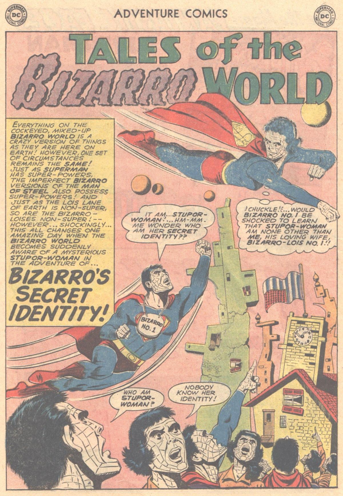 Read online Adventure Comics (1938) comic -  Issue #288 - 20