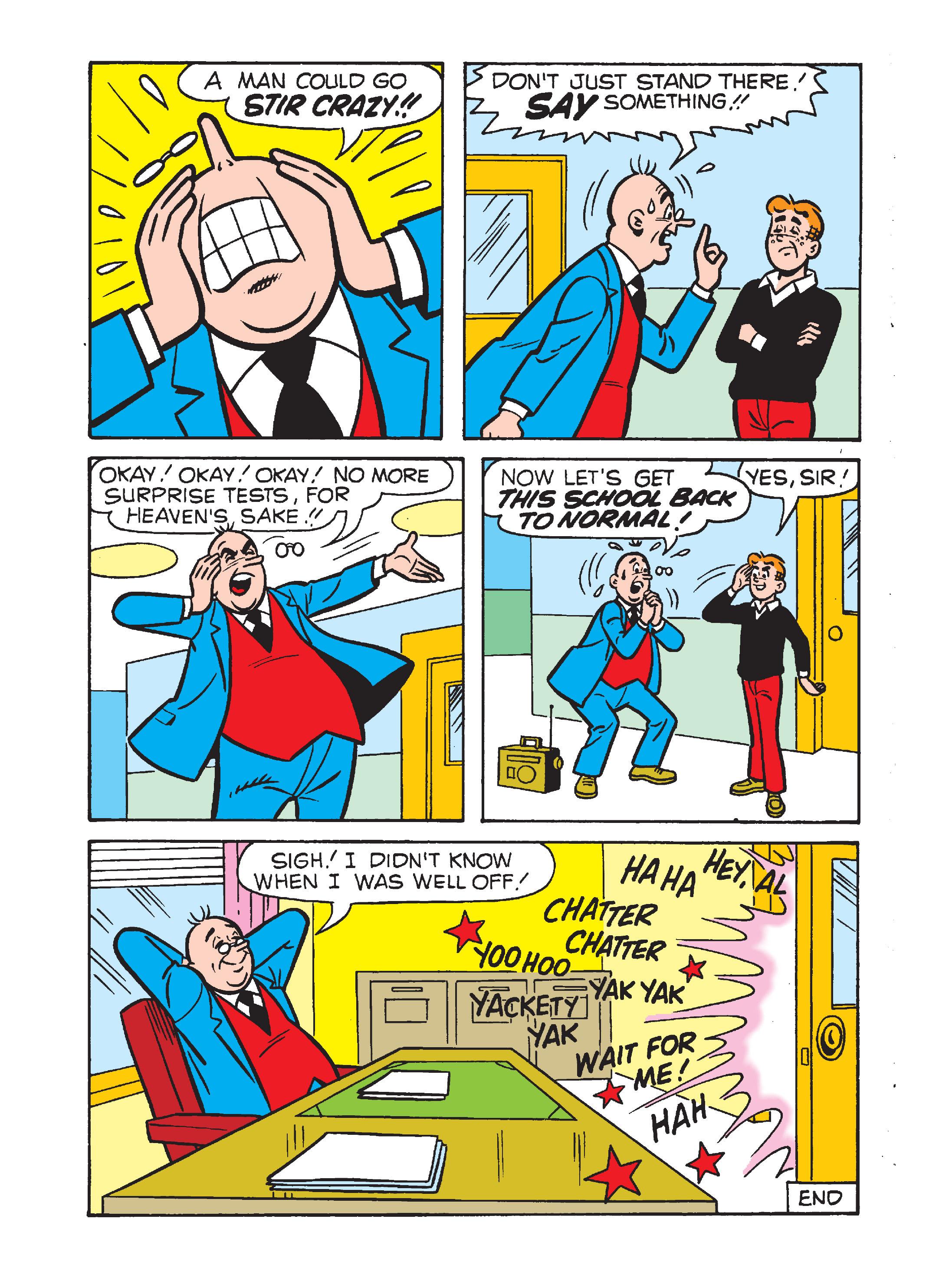 Read online Archie 1000 Page Comics Bonanza comic -  Issue #2 (Part 1) - 161