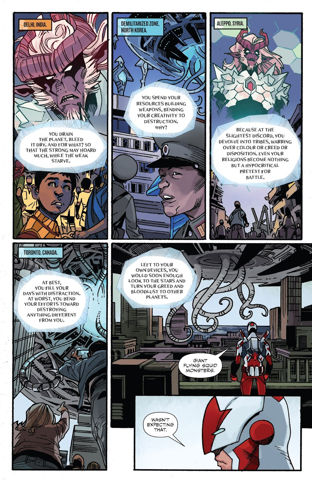 Captain Canuck: Invasion (Canada Day 2018) issue Full - Page 11