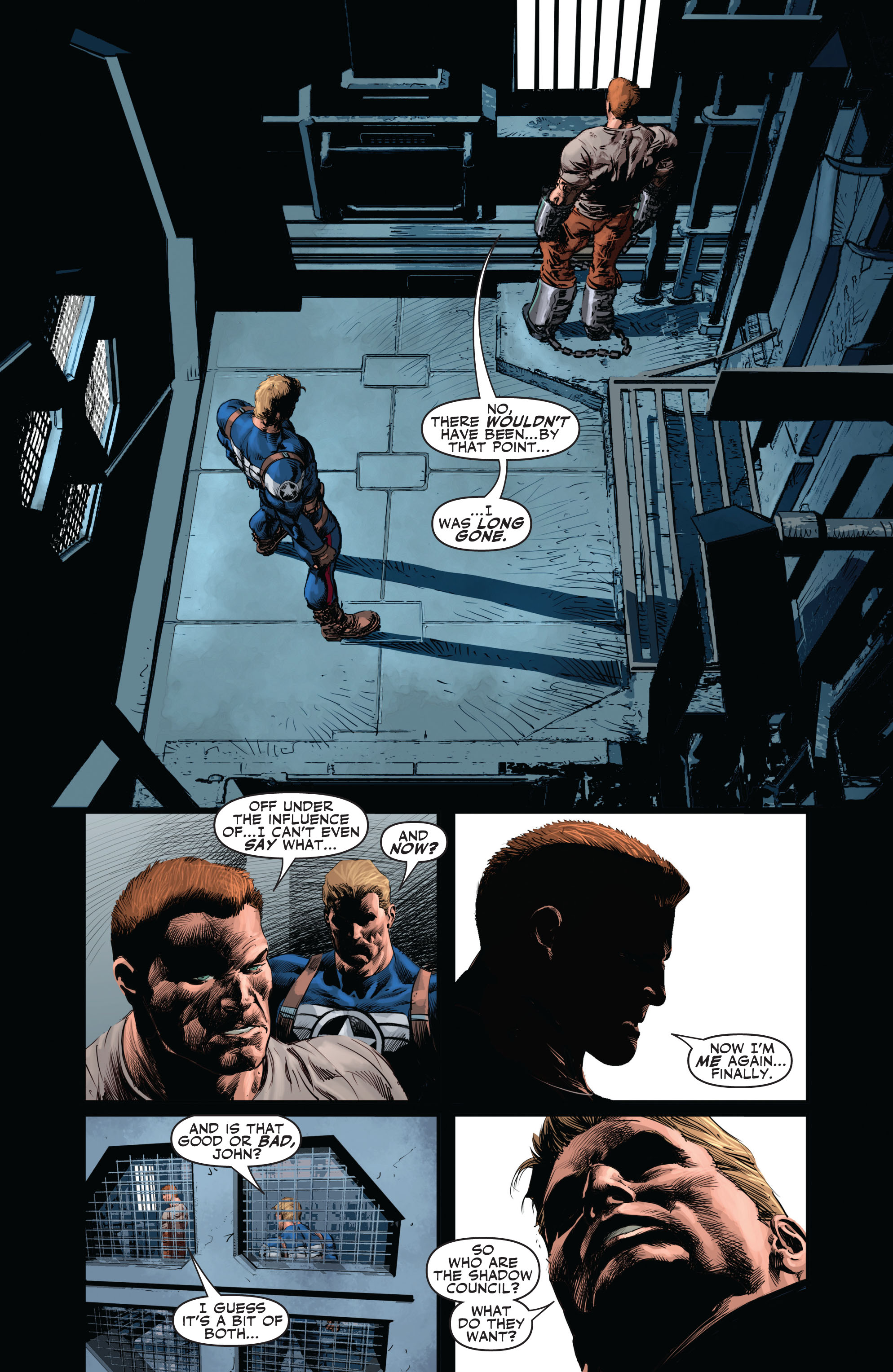 Read online Secret Avengers (2010) comic -  Issue #12 - 22