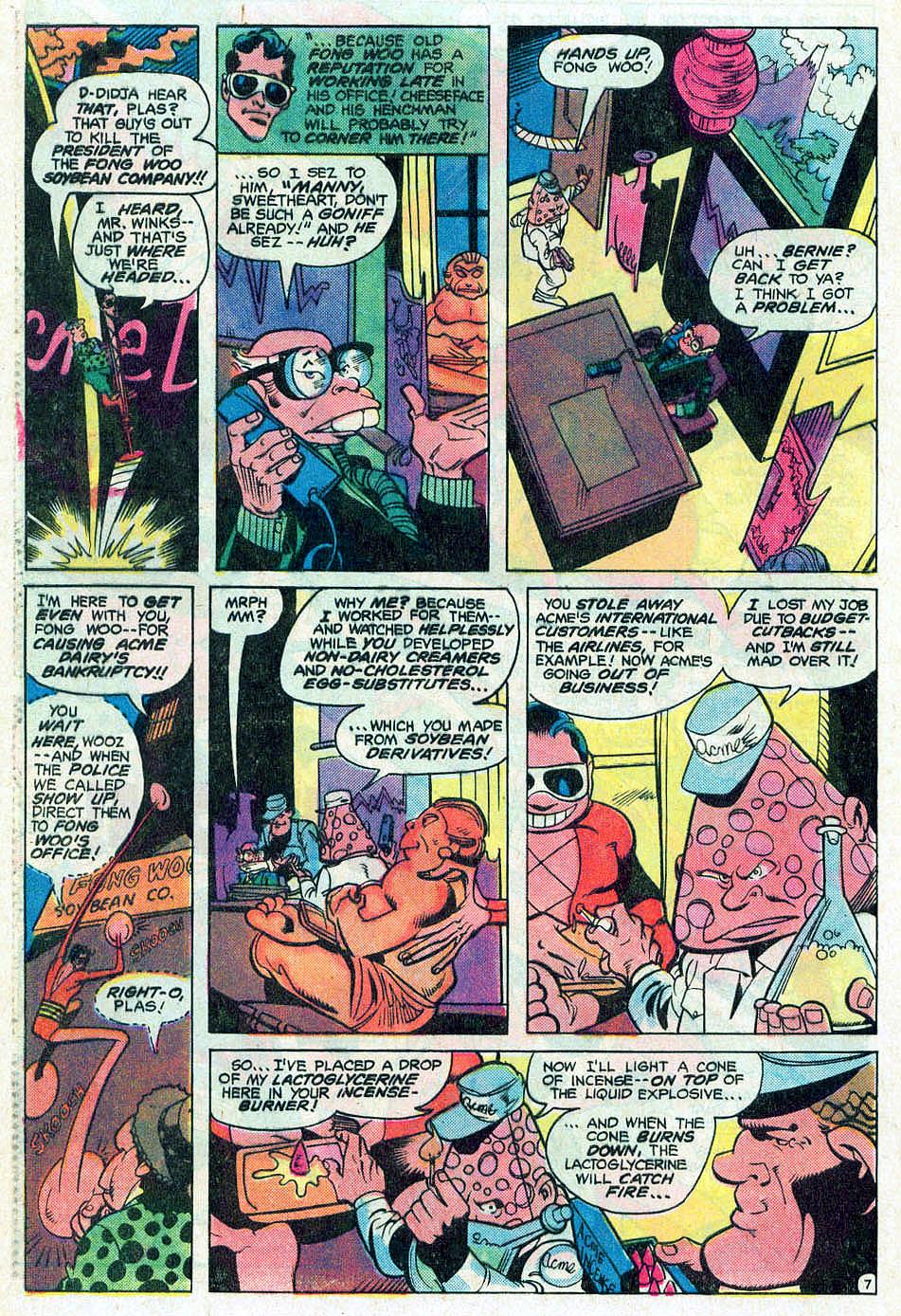 Read online Adventure Comics (1938) comic -  Issue #476 - 25