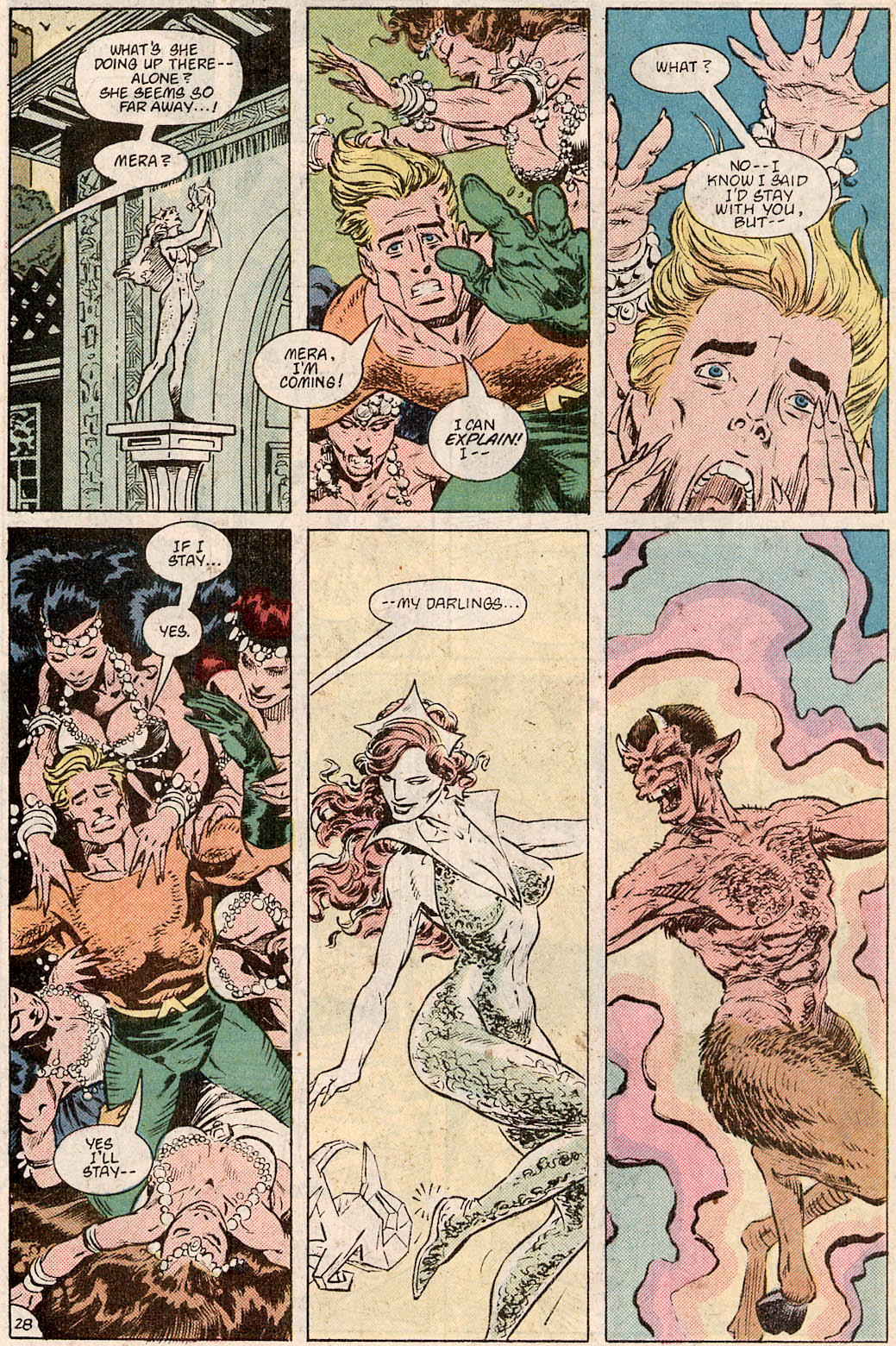 Read online Aquaman Special comic -  Issue #Aquaman Special Full - 29