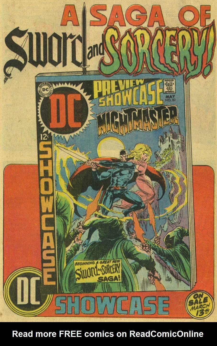 Aquaman (1962) issue 45 - Page 20