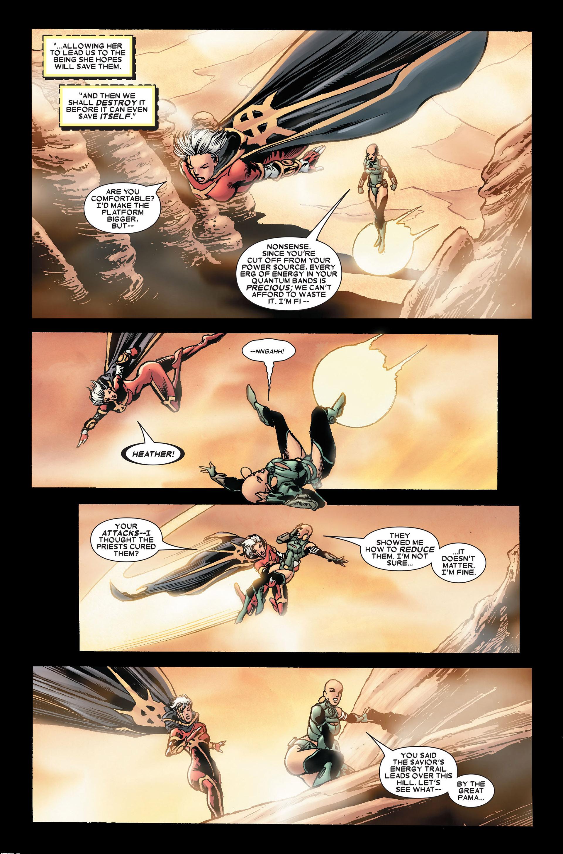Read online Annihilation: Conquest - Quasar comic -  Issue #2 - 13