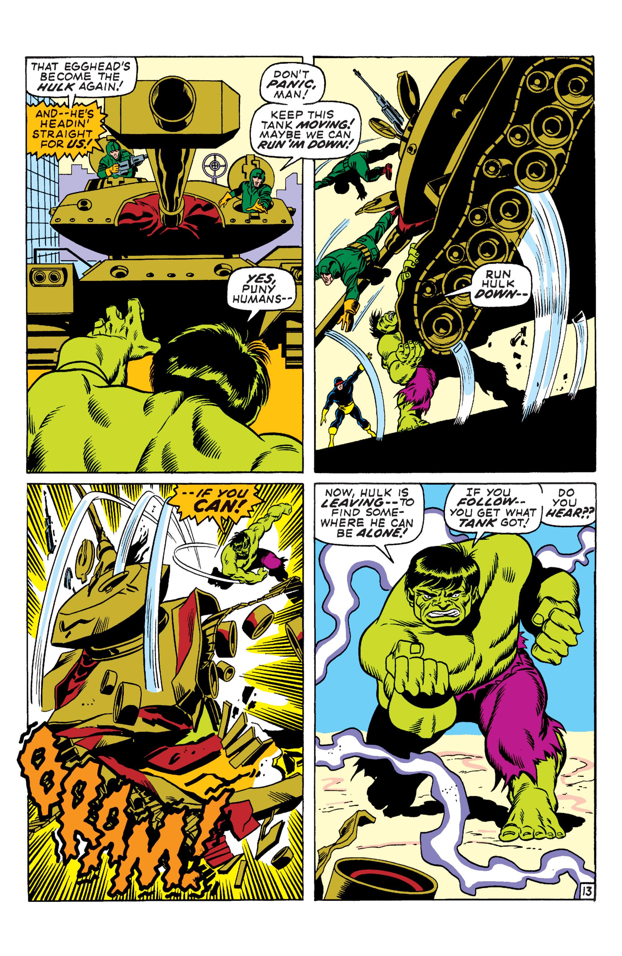 Uncanny X-Men (1963) 66 Page 13