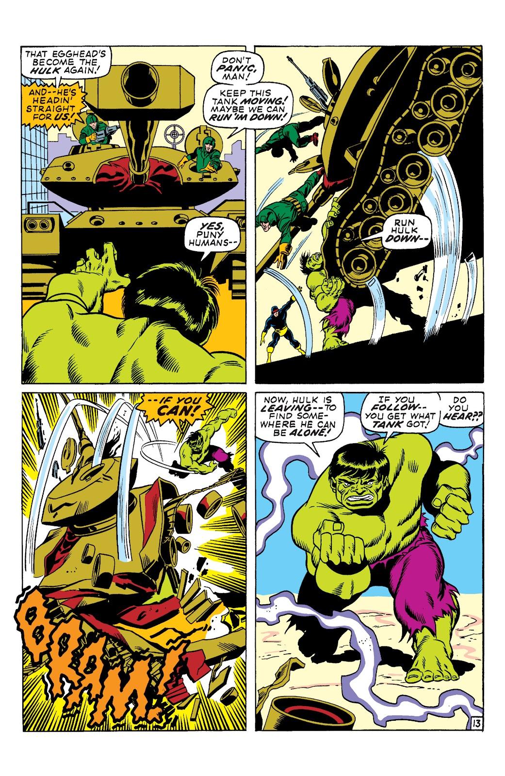 Uncanny X-Men (1963) issue 66 - Page 14