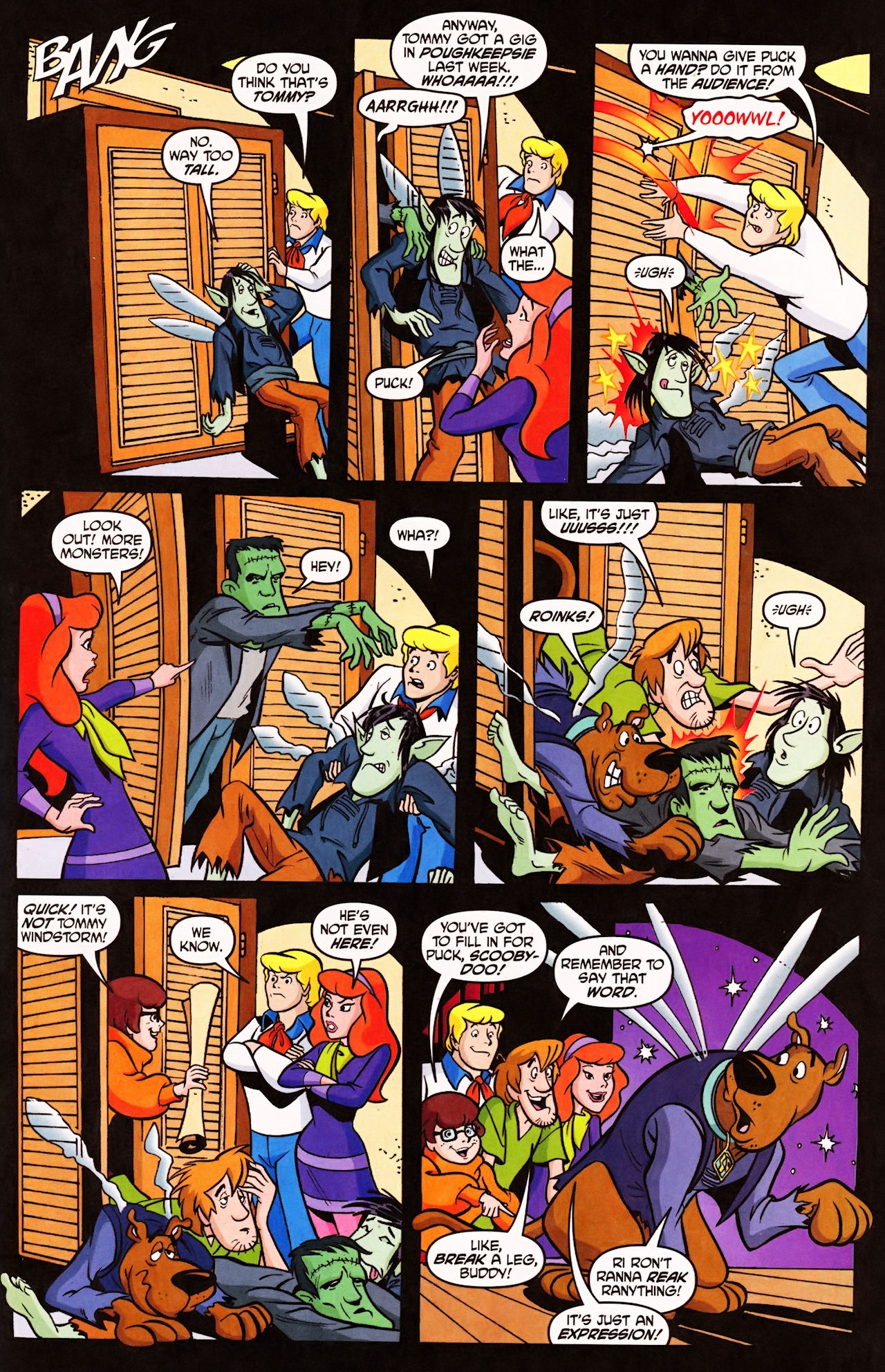 Read online Scooby-Doo (1997) comic -  Issue #142 - 20