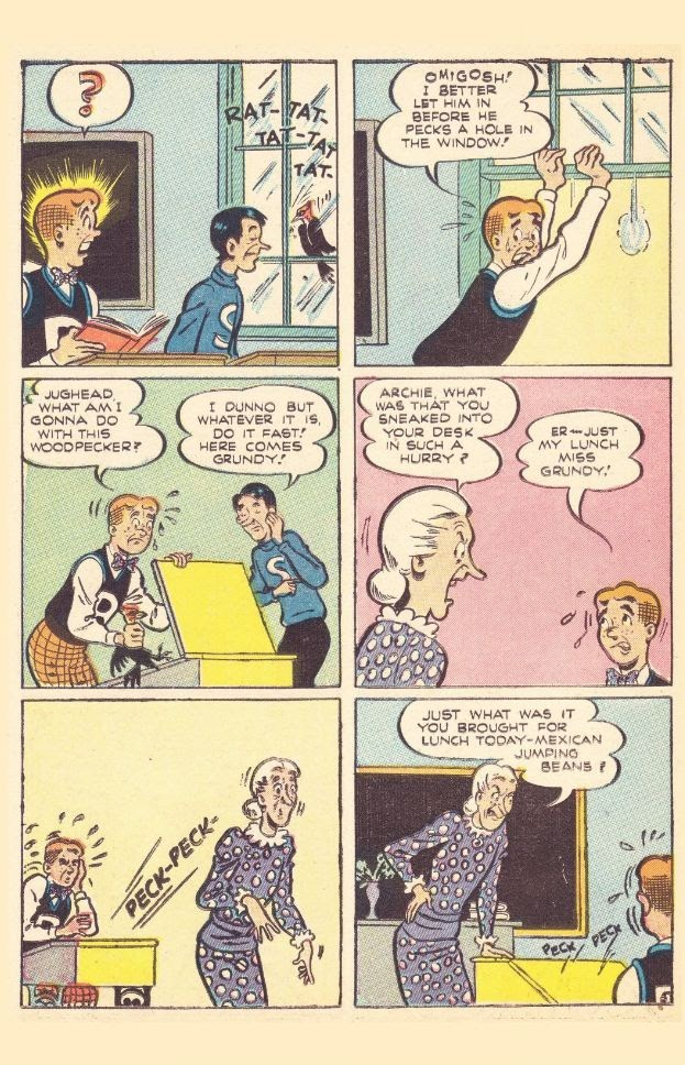 Archie Comics issue 039 - Page 35